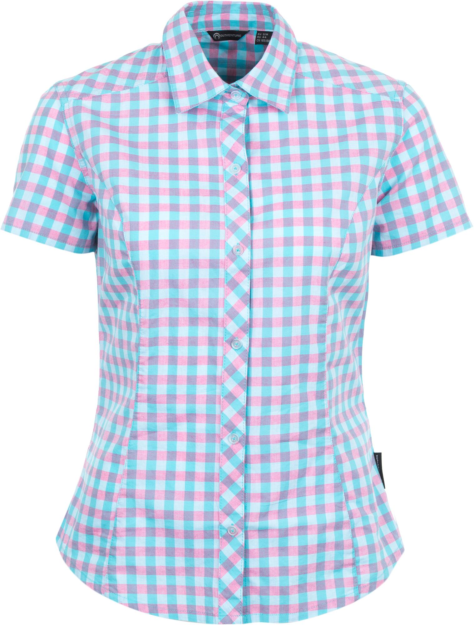 Outventure Рубашка женская Outventure, размер 50