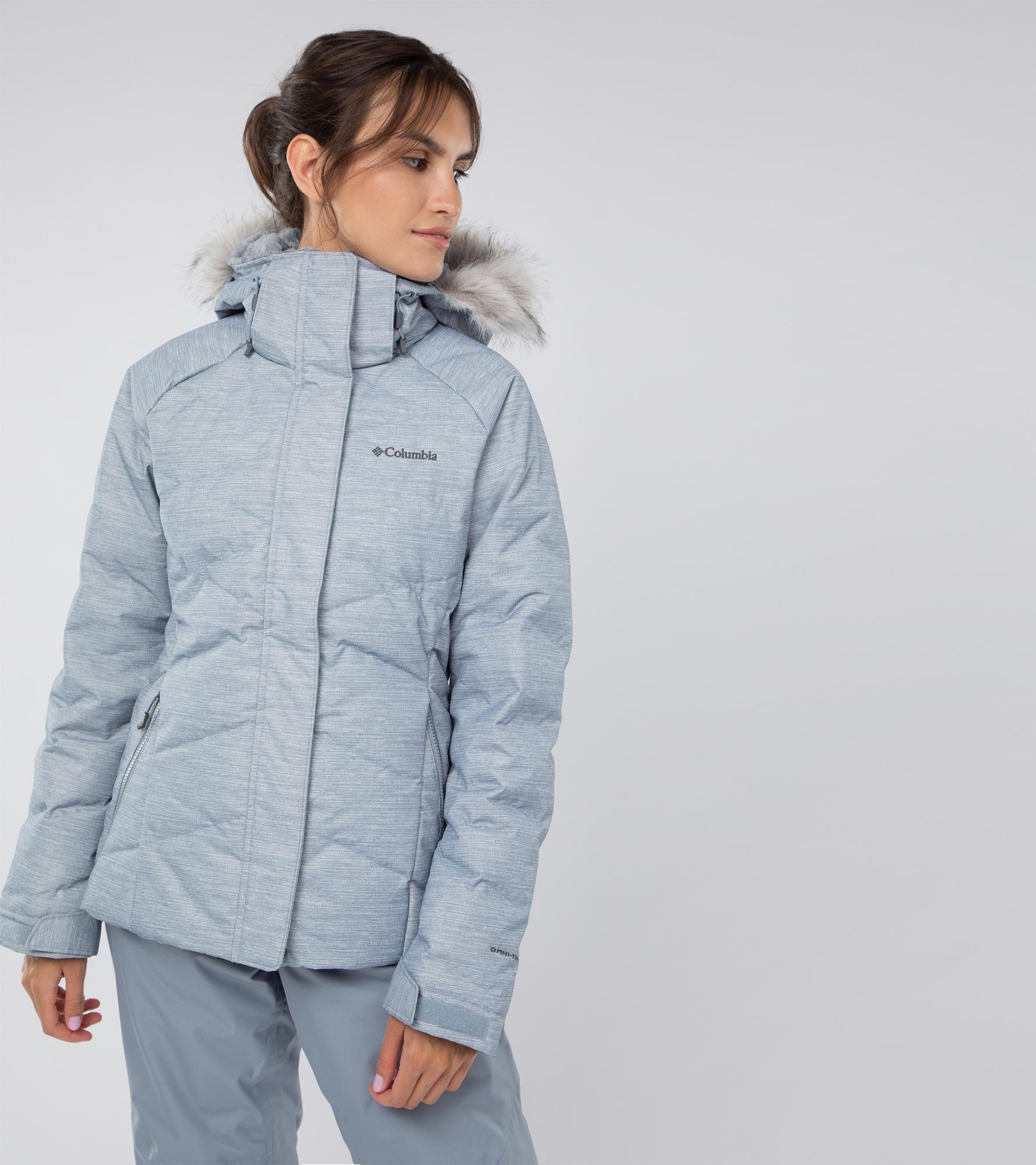 цена на Columbia Куртка пуховая женская Columbia Lay D Down II, размер 50