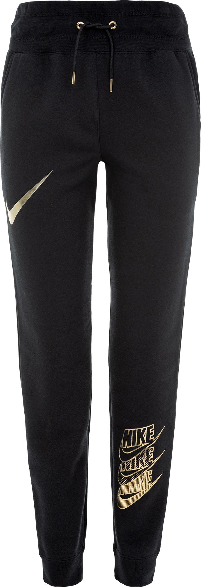 Nike Брюки женские Nike Sportswear , размер 48-50 леггинсы женские nike sportswear leggings цвет серый 883657 036 размер m 46 48