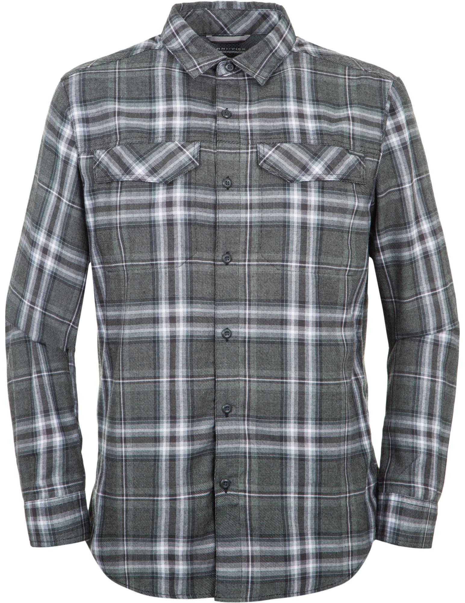 Columbia Рубашка с длинным рукавом мужская Columbia Silver Ridge, размер 44-46