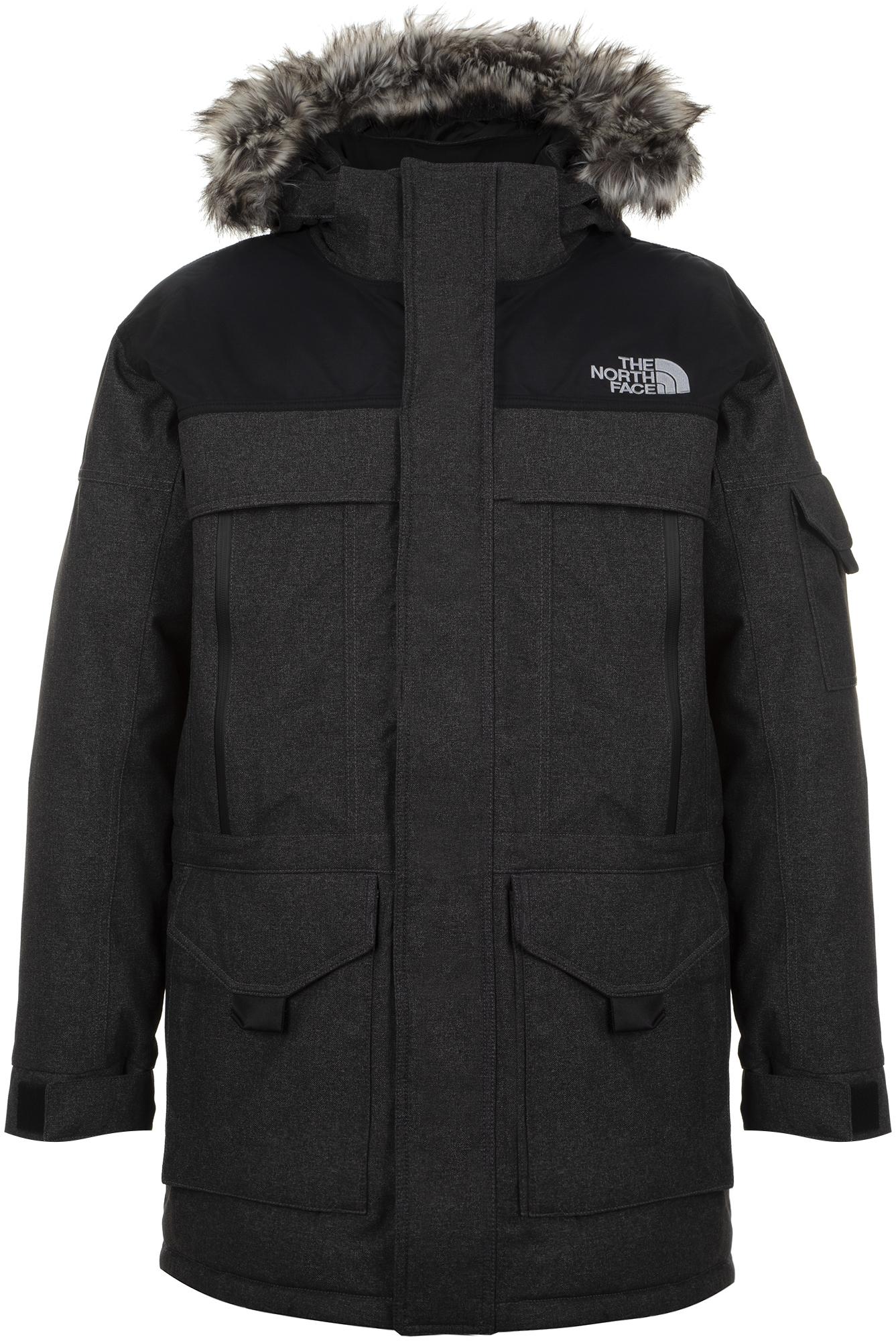 The North Face Куртка пуховая мужская Mc Murdo 2, размер 52