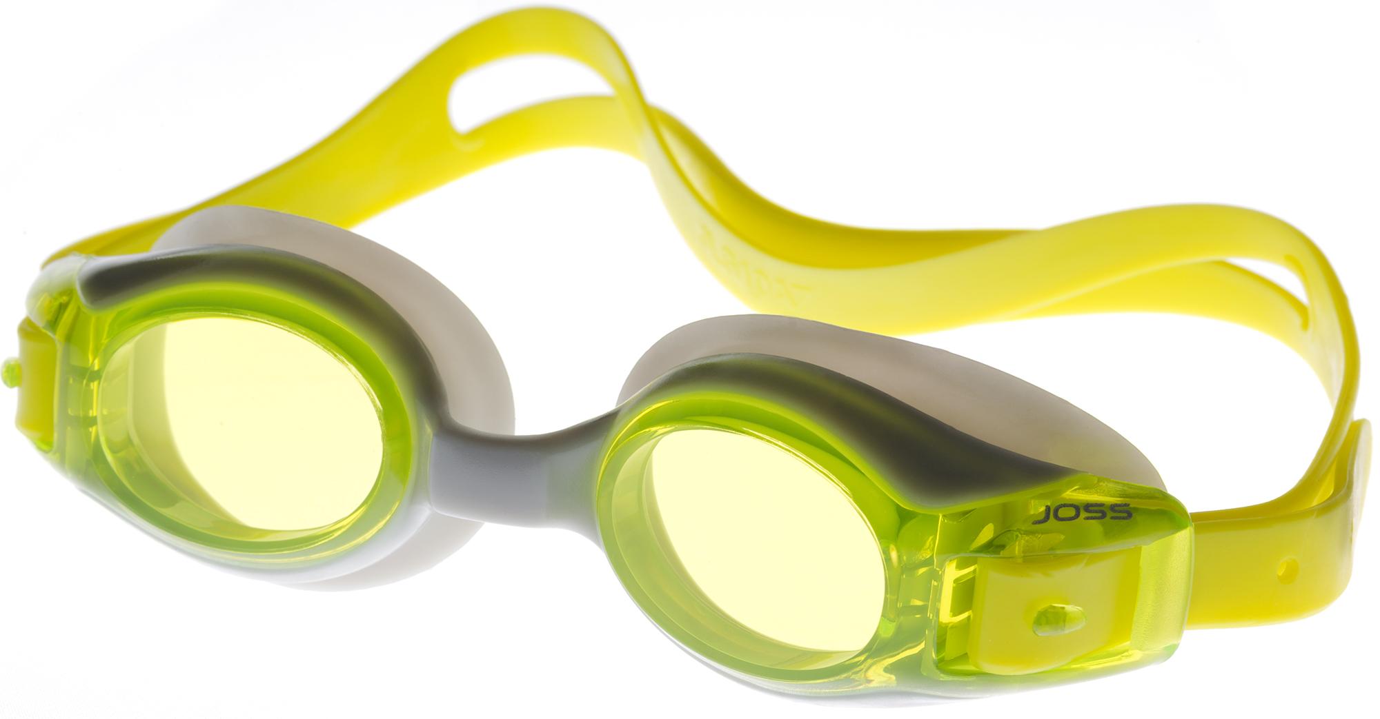 Joss Очки для плавания детские Joss, размер Без размера очки для плавания lil lightning swimmer детские