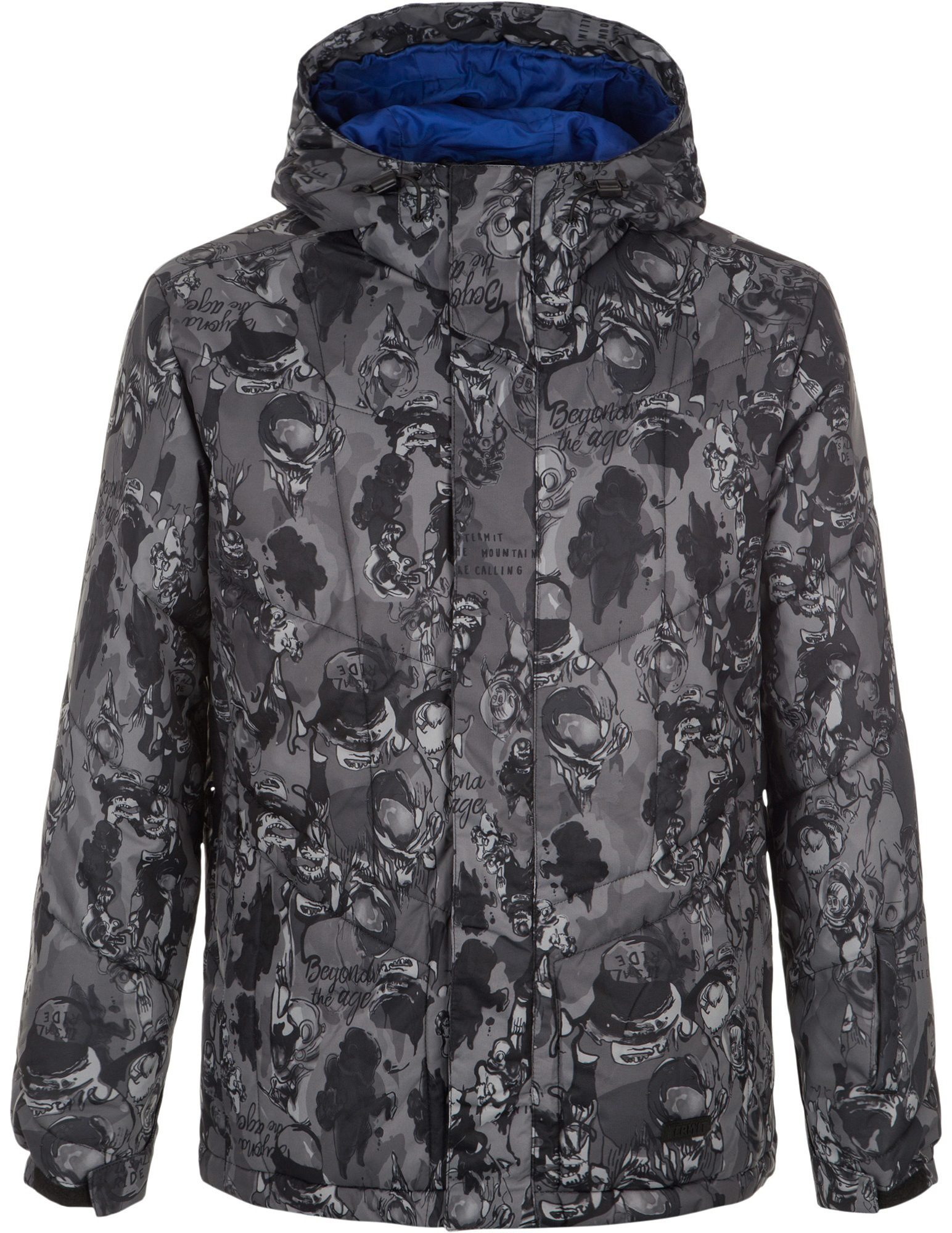 Termit Куртка утепленная мужская Termit yisen куртка мужская осенняя