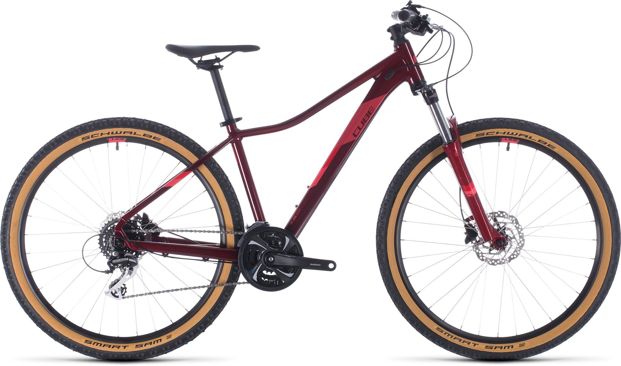 Cube Велосипед горный женский CUBE Access Ws Exc велосипед cube hyde 2018