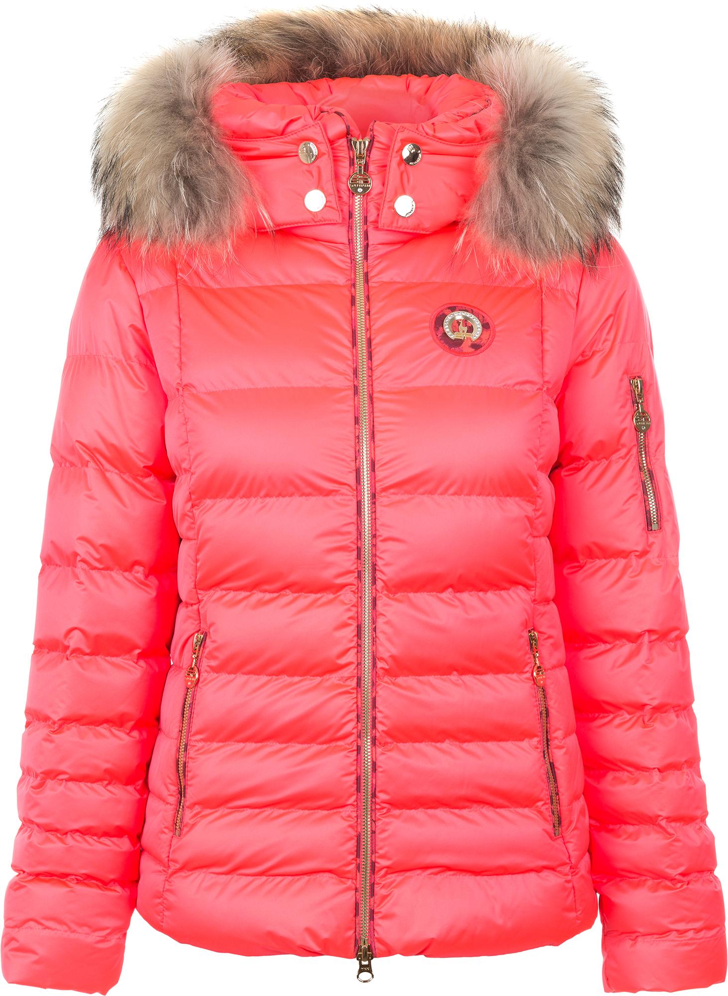 Sportalm Куртка пуховая женская Kyla RR Neon, размер 42