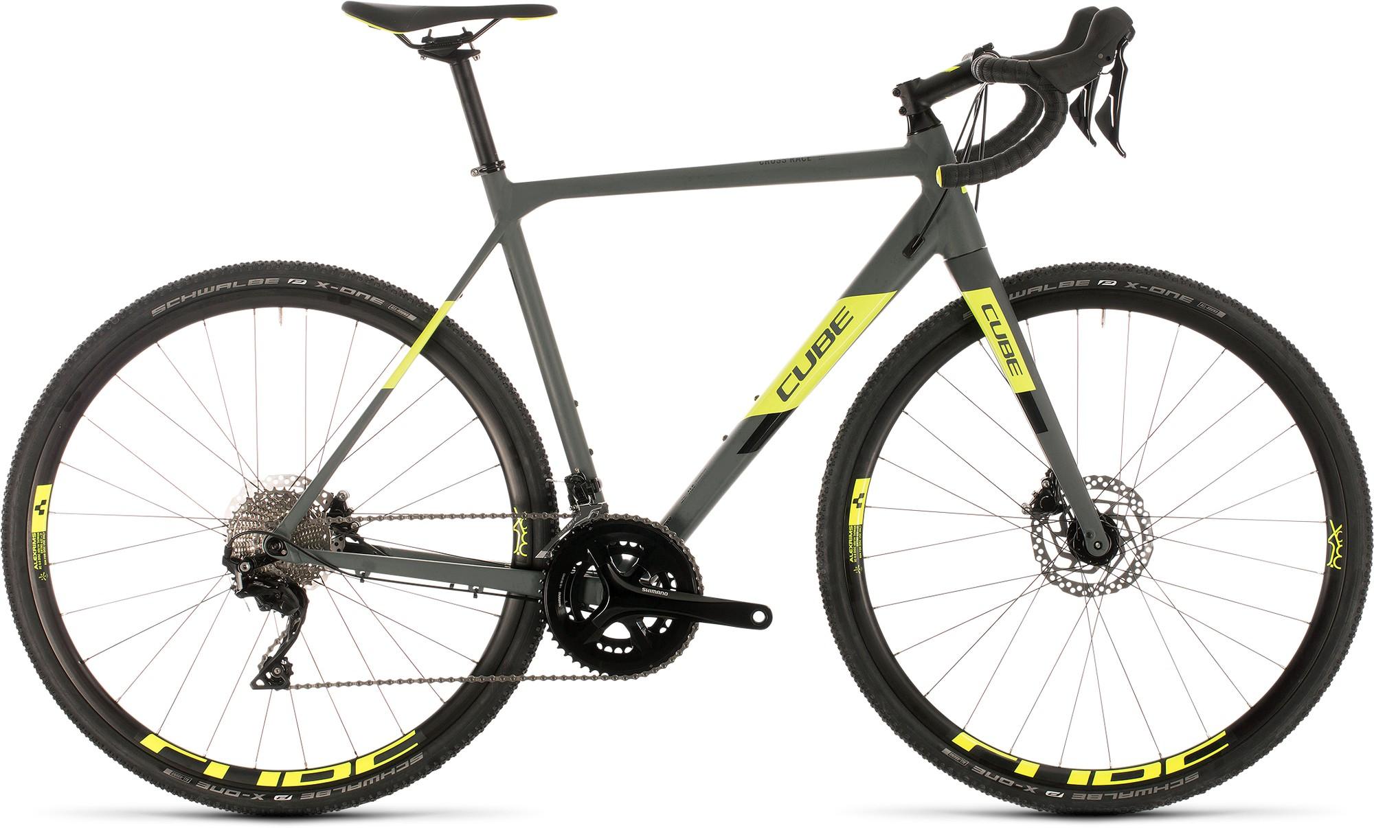 цена на Cube Велосипед шоссейный CUBE Cross Race Pro
