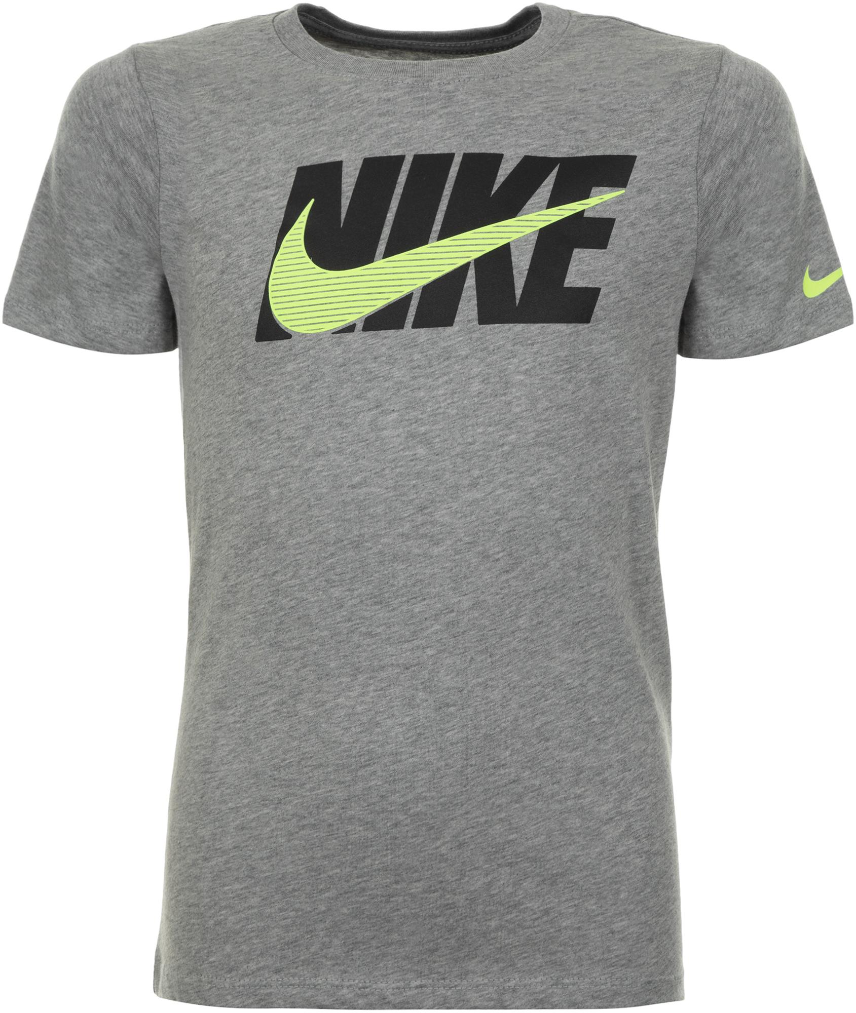 Nike Футболка для мальчиков Nike Sportswear, размер 147-158 цена