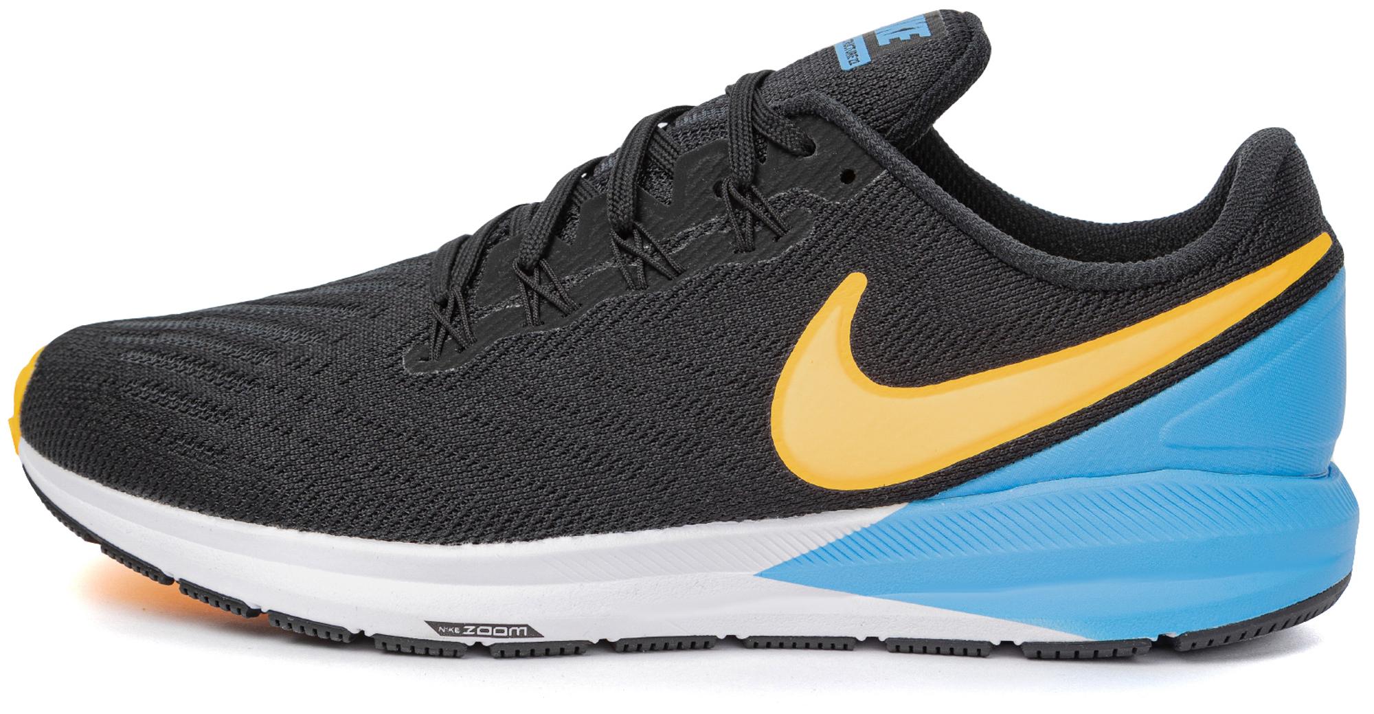Фото - Nike Кроссовки мужские Nike Air Zoom Structure 22, размер 39.5 кроссовки nike sb zoom stefan janoski