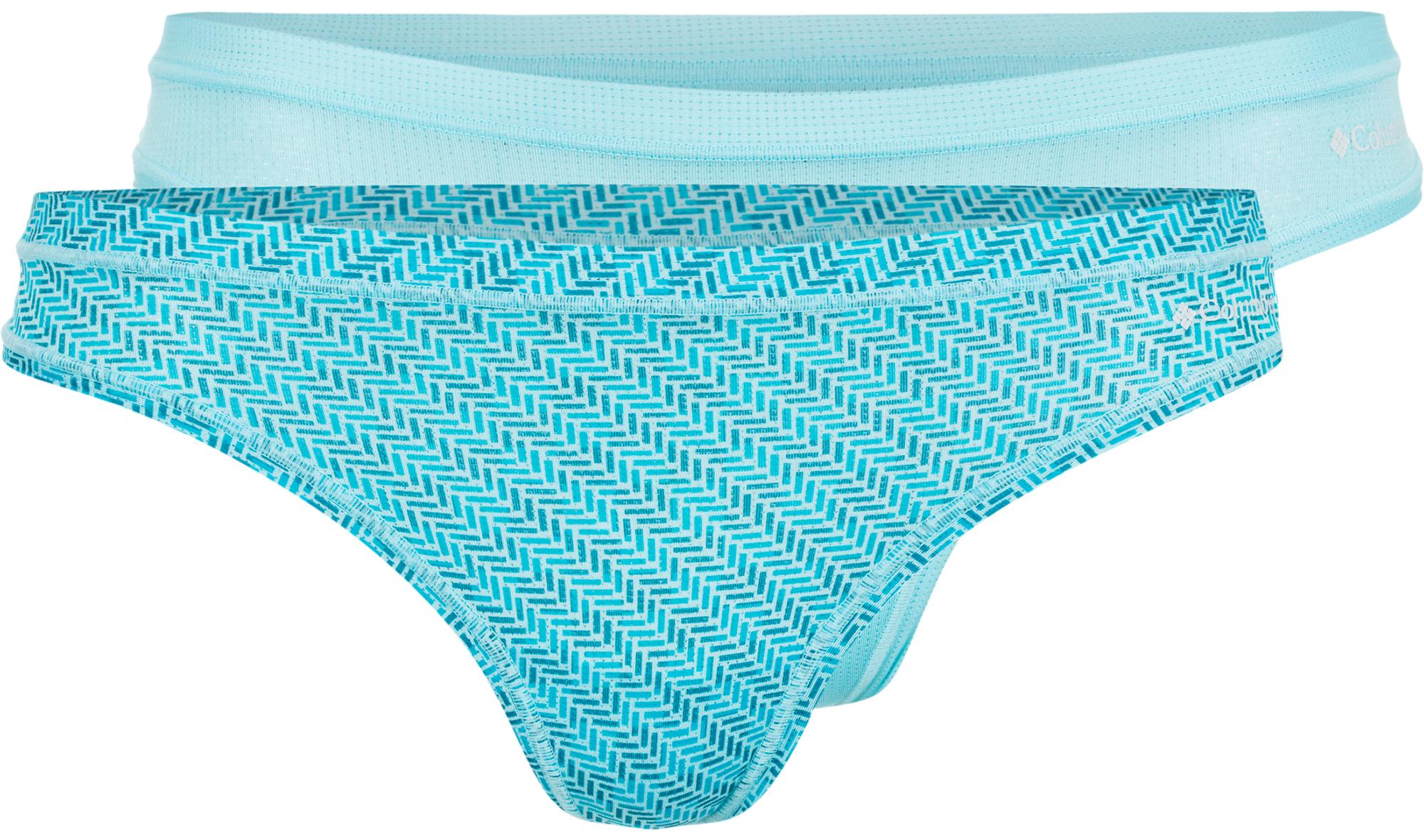 Columbia Трусы женские Columbia, (2 шт.) белье женское шорты
