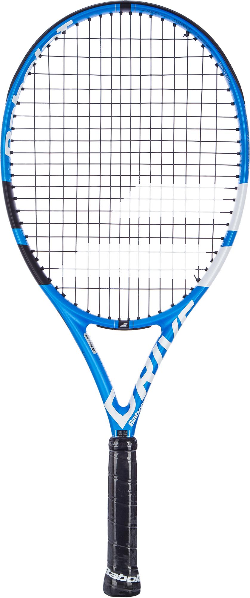 Babolat Ракетка для большого тенниса детская Babolat PURE DRIVE JUNIOR 25 babolat набор мячей для большого тенниса babolat championship x3 размер без размера