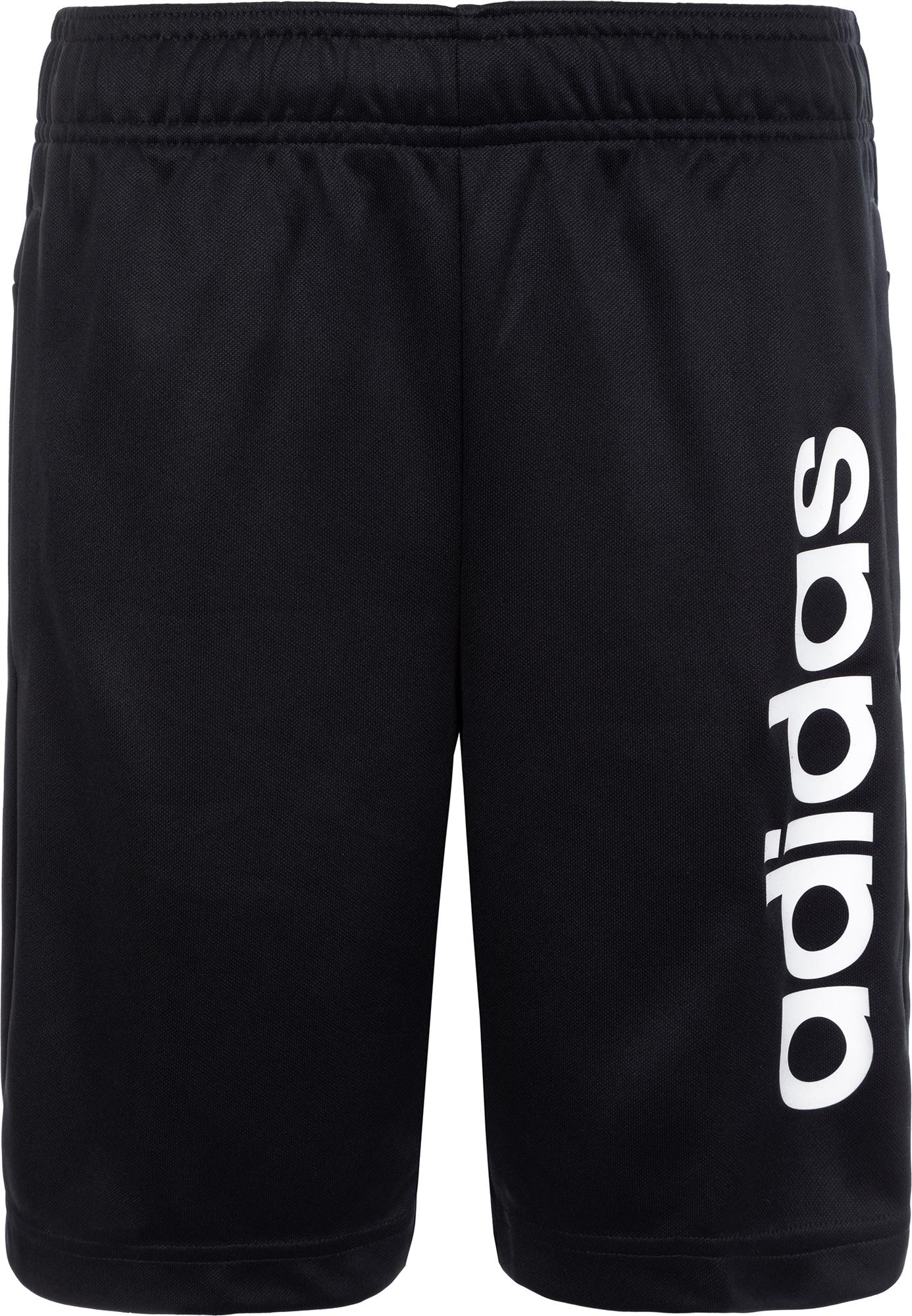 Adidas Шорты для мальчиков Adidas, размер 164 шорты для мальчика adidas tiro17 wov shoy цвет черный ay2892 размер 128