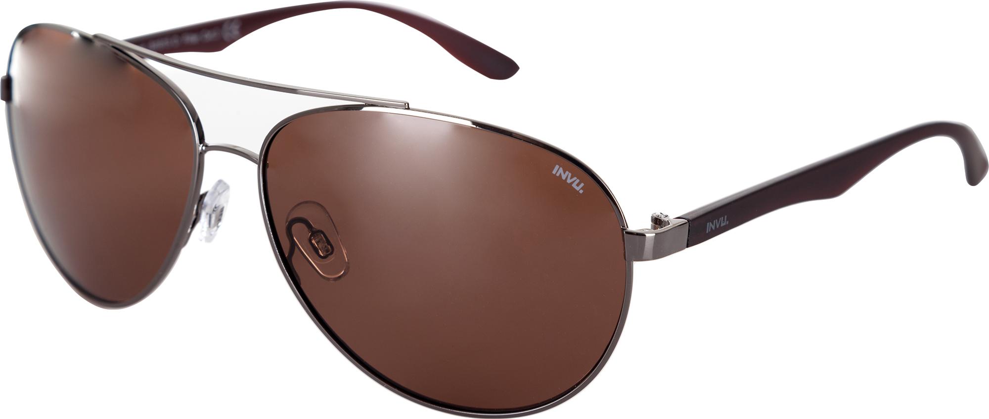 купить Invu Солнцезащитные очки мужские Invu по цене 2029 рублей
