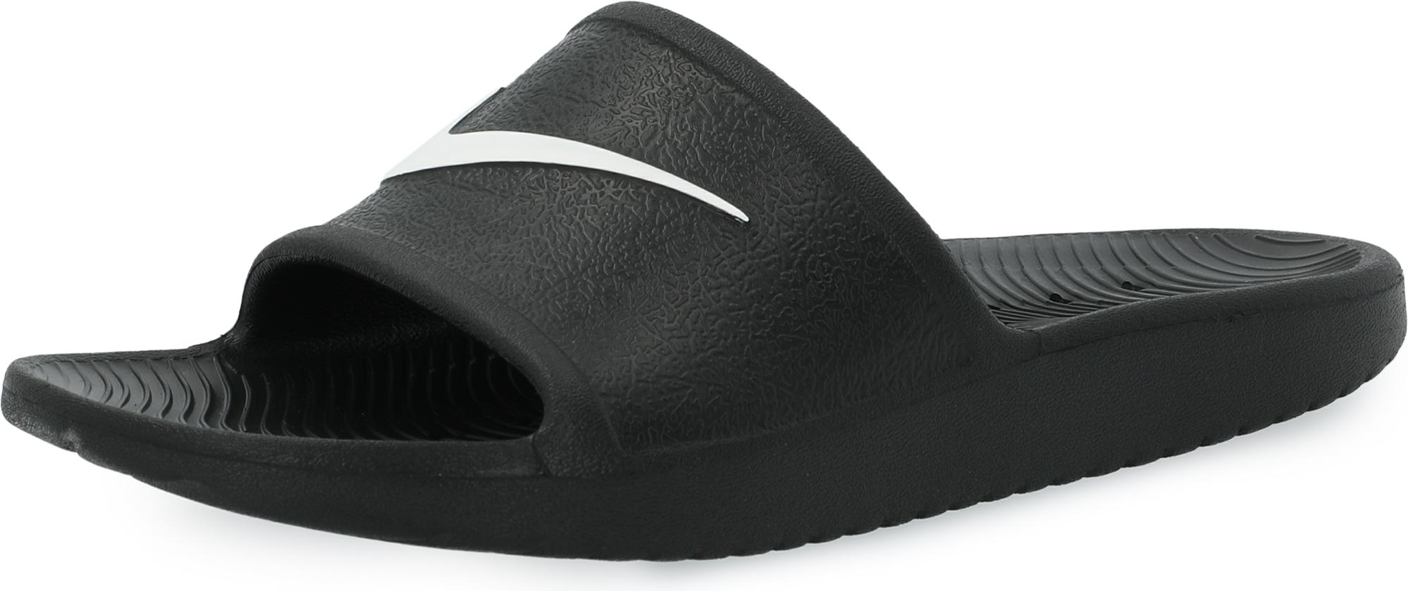 Nike Шлепанцы для мальчиков Nike Kawa Shower, размер 34 цена 2017