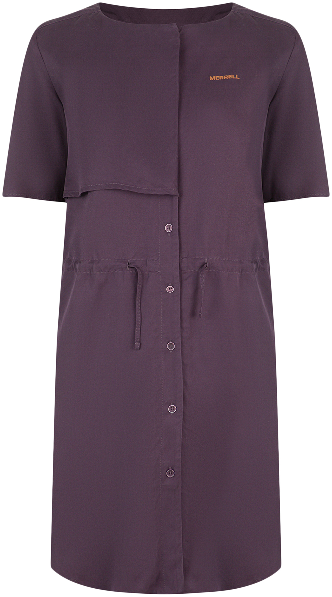 Merrell Платье женское Merrell, размер 50 женское платье new brand 2015fashion 587419