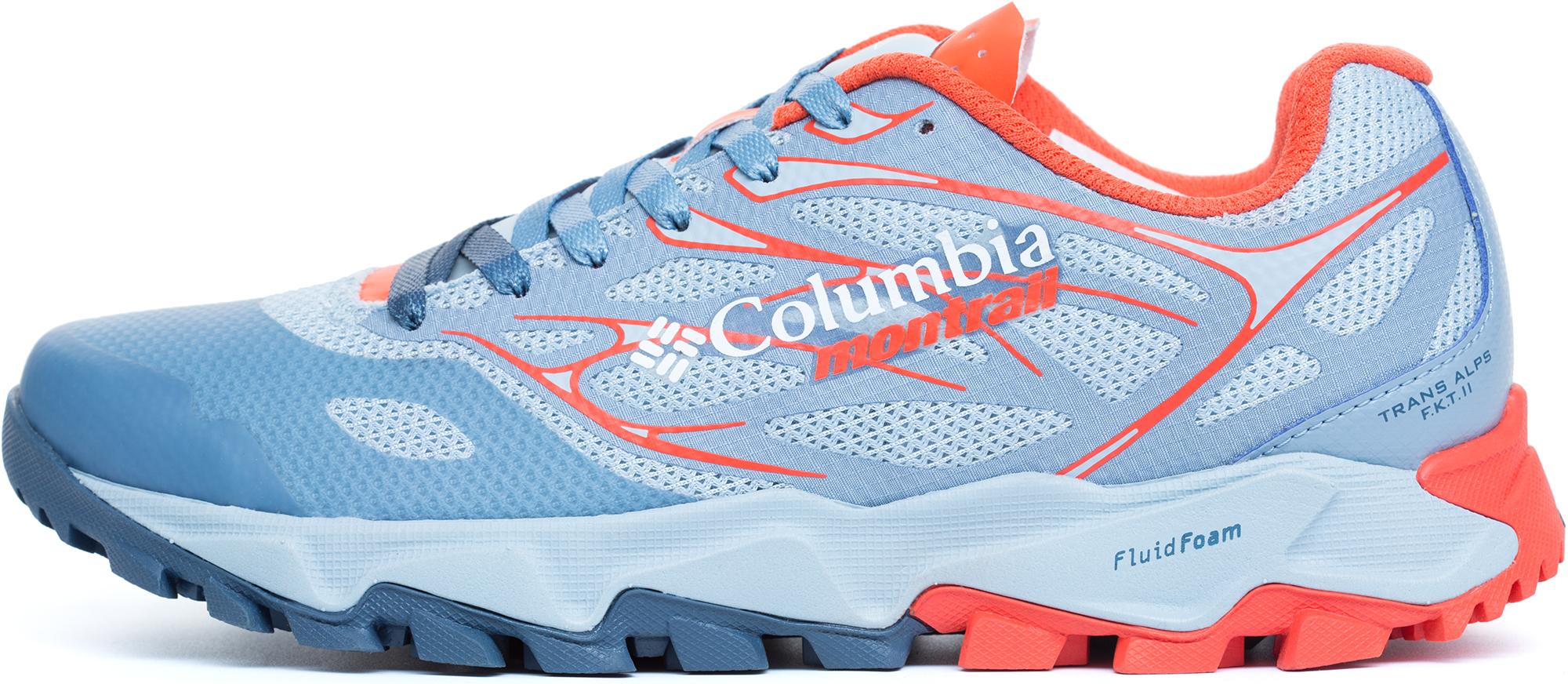 Columbia Кроссовки женские Columbia Trans Alps F.K.T. II, размер 37.5