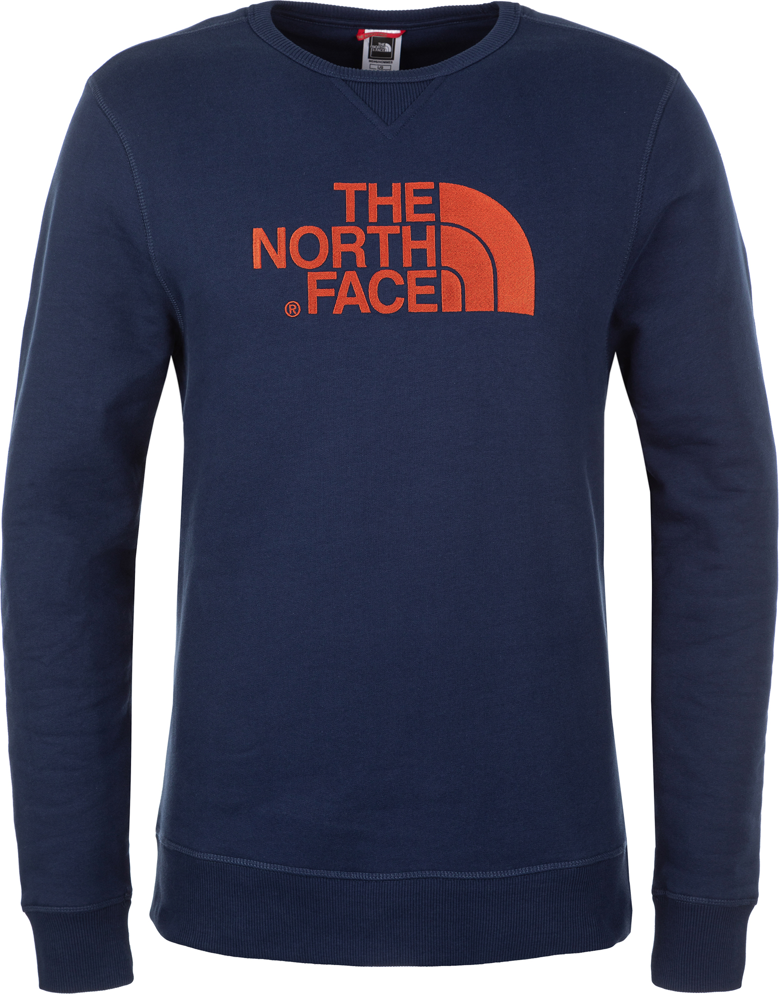 The North Face Джемпер мужской The North Face Drew Peak Crew, размер 52 nancy drew 10