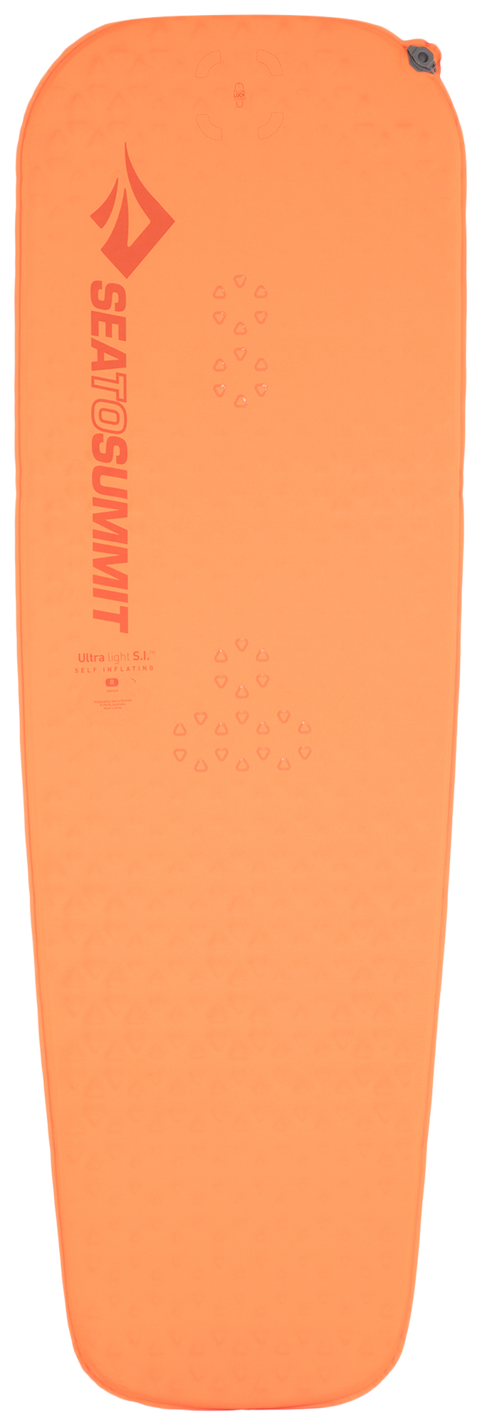 SEA TO SUMMIT Коврик самонадувающийся SEA TO SUMMIT UltraLight Self Inflating Mat Regular комплектующие для спортивных сумок sea to summit 56928afrb25spp 2015 afrb25srpp