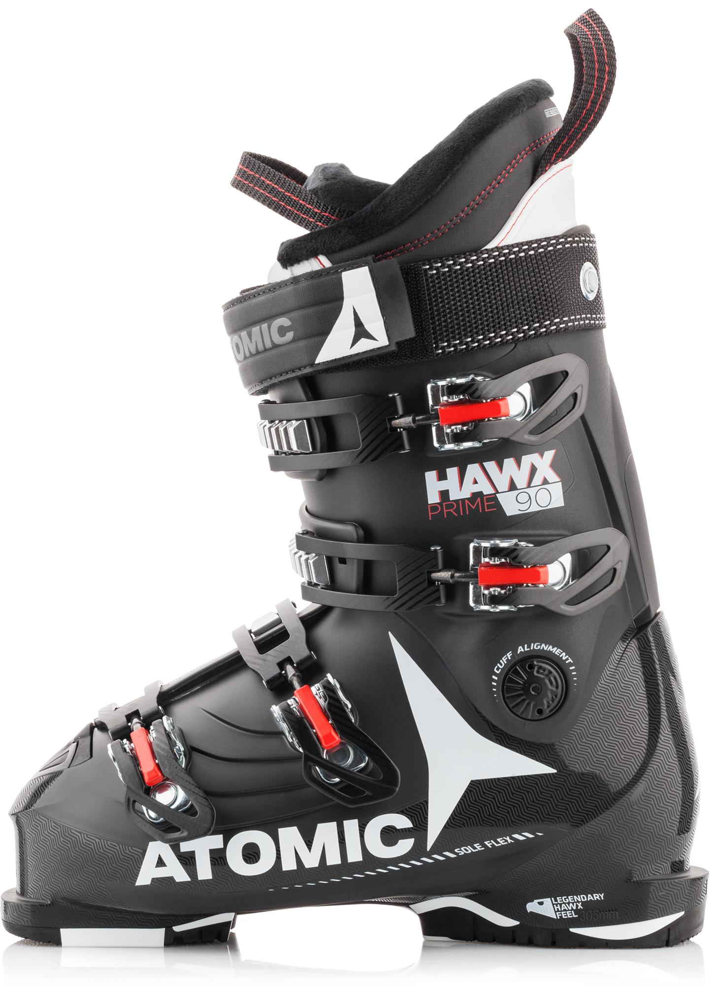 Atomic Ботинки горнолыжные Hawx Prime 90, размер 46