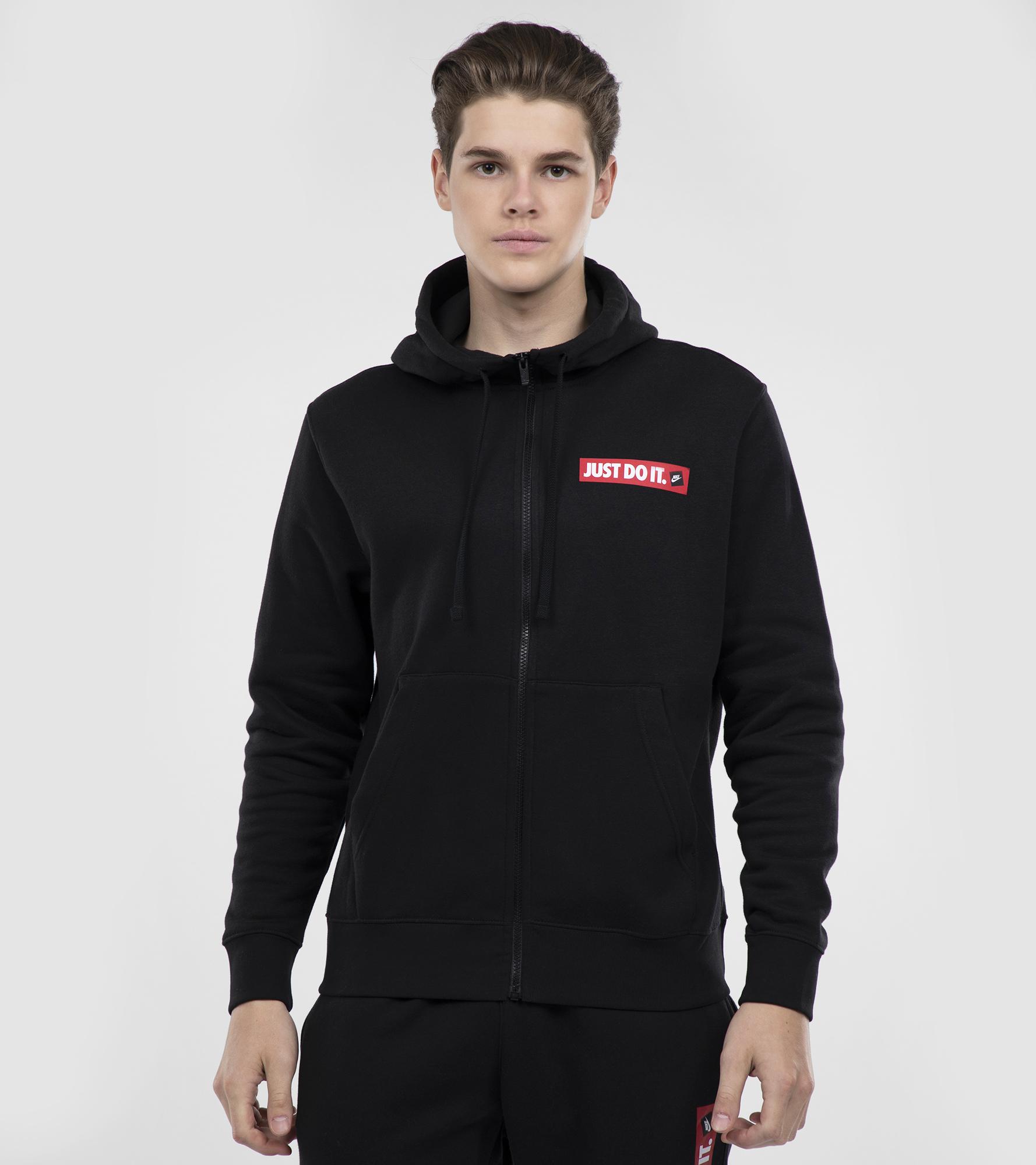Nike Толстовка мужская Nike Sportswear JDI, размер 54-56 толстовка nike sportswear hoodie 928719 010