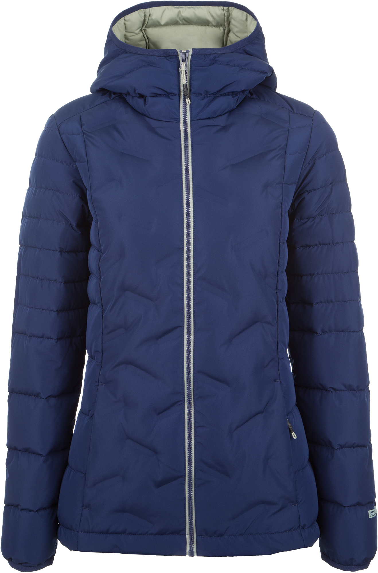 Outventure Куртка пуховая женская Outventure, размер 46 pajar куртка пуховая женская cougar xl jet black