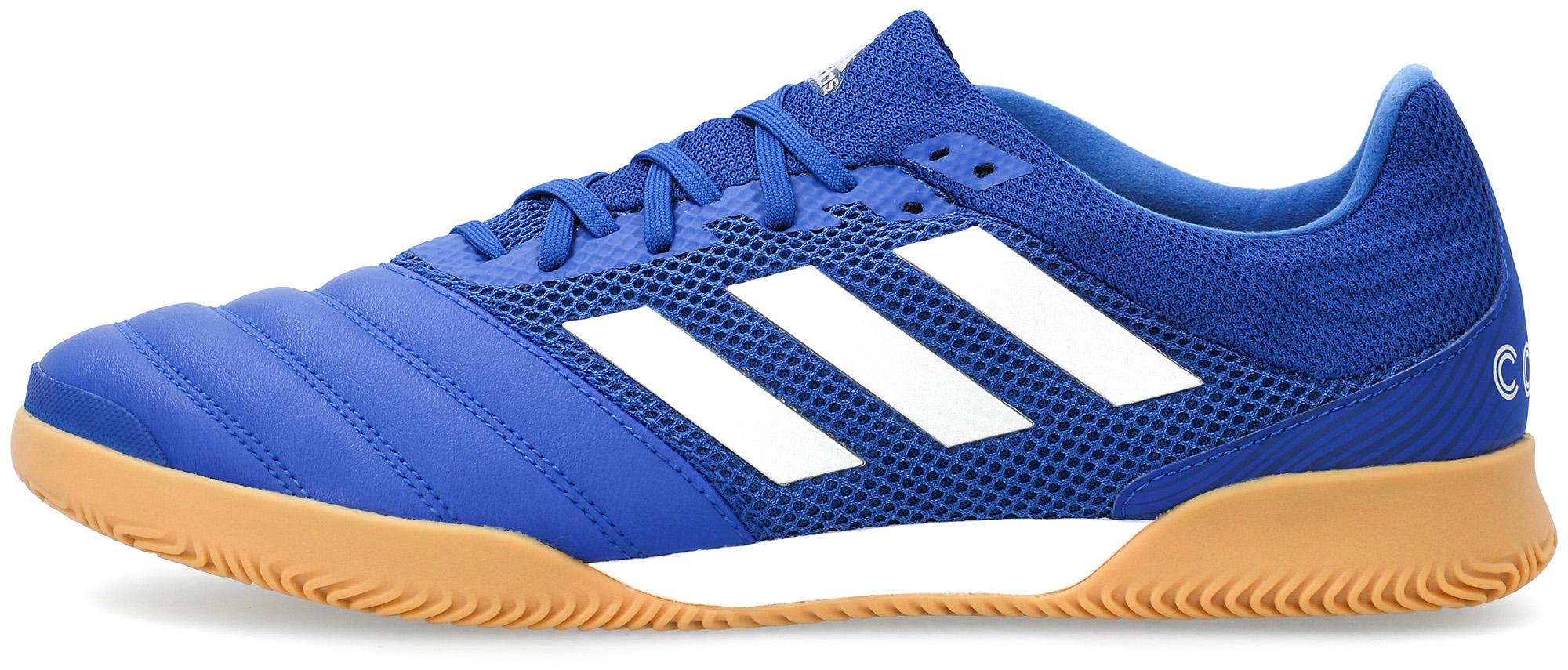 Бутсы мужские adidas Copa 20.3 IN Sala, размер 40.5 adidas бутсы для мальчиков adidas copa 20 3 fg j размер 37