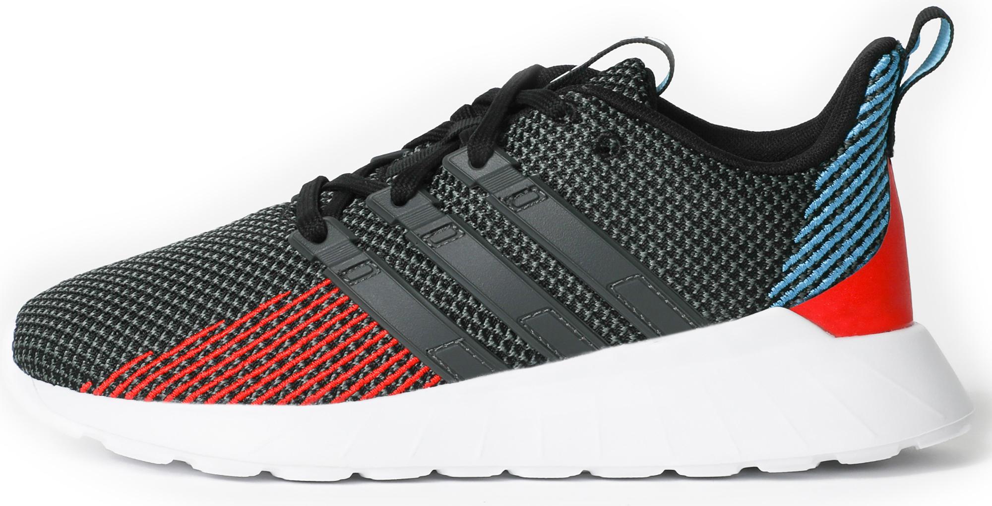 Adidas Кроссовки для мальчиков Adidas Questar Flow K, размер 35 кроссовки детские adidas цвет белый cg6708 размер 31 19