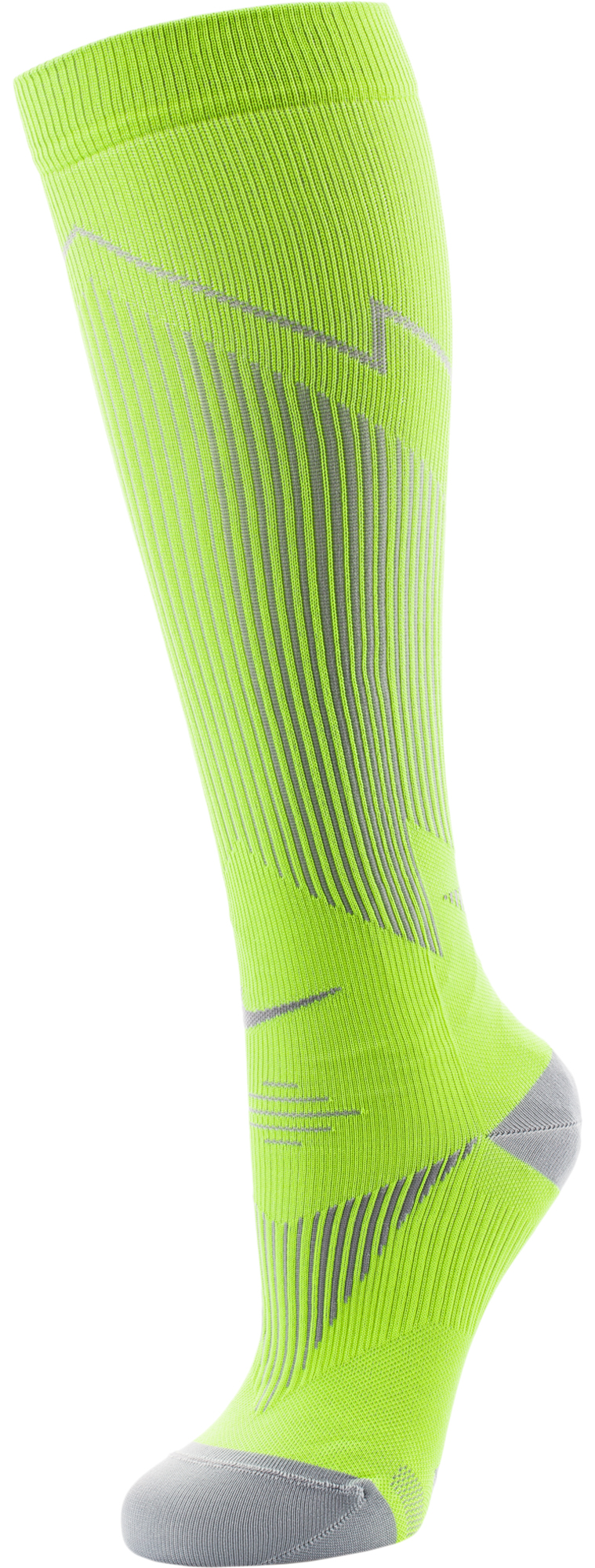 Nike Гольфы мужские Nike Elite Compression Over-the-Calf, 1 пара чулок д щитков nike guard lock elite sleeve su12 se0173 011 m чёрный
