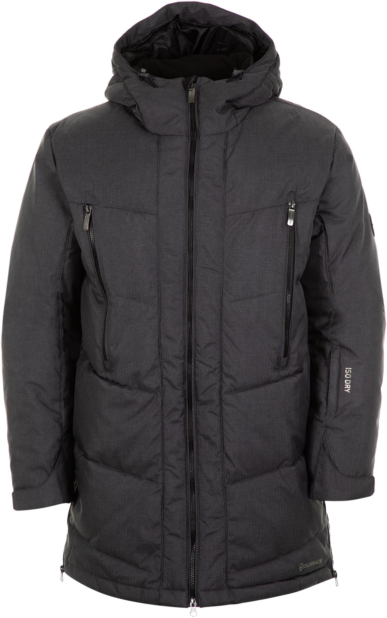 Glissade Куртка утепленная мужская Glissade, размер 48-50 glissade куртка утепленная мужская glissade размер 56 58