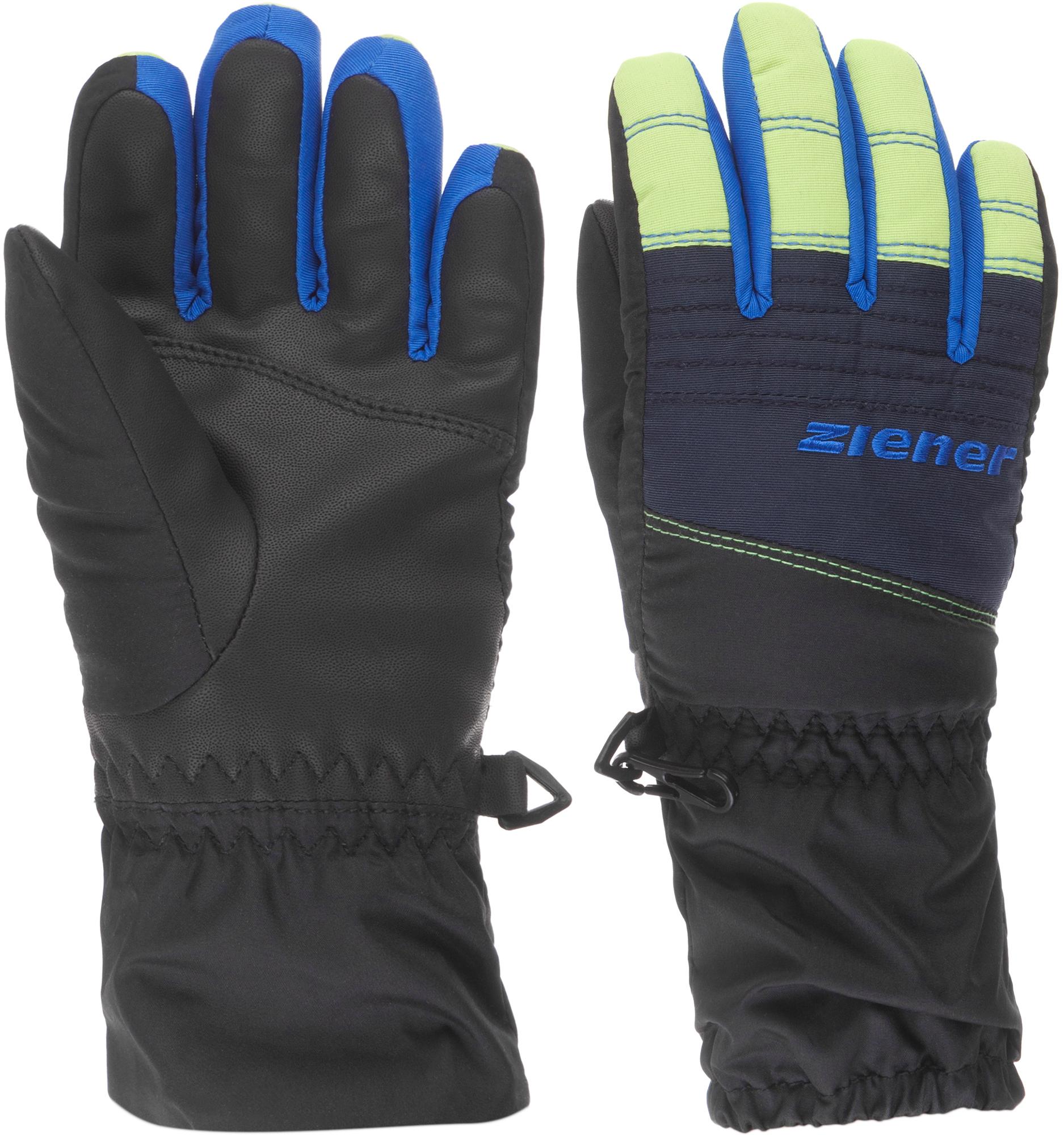 Ziener Перчатки для мальчиков  Lipon, размер 6,5