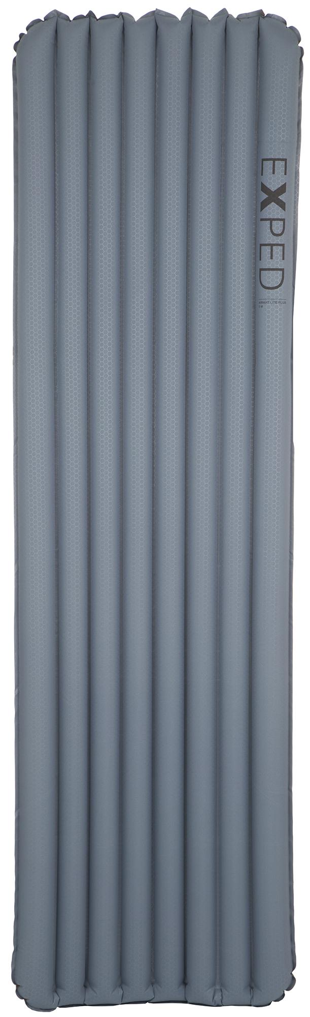коврик norfin коврик самонадувающийся atlantic comfort nf 5 0см Exped Коврик самонадувающийся Exped AirMat Lite Plus 5 M, 183 см