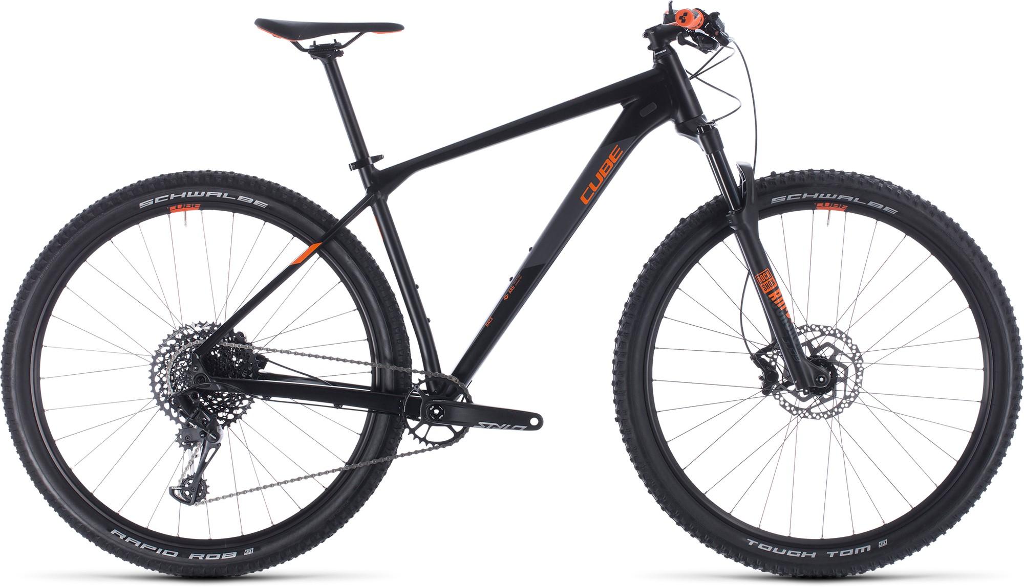 цена на Cube Велосипед горный CUBE Reaction Race