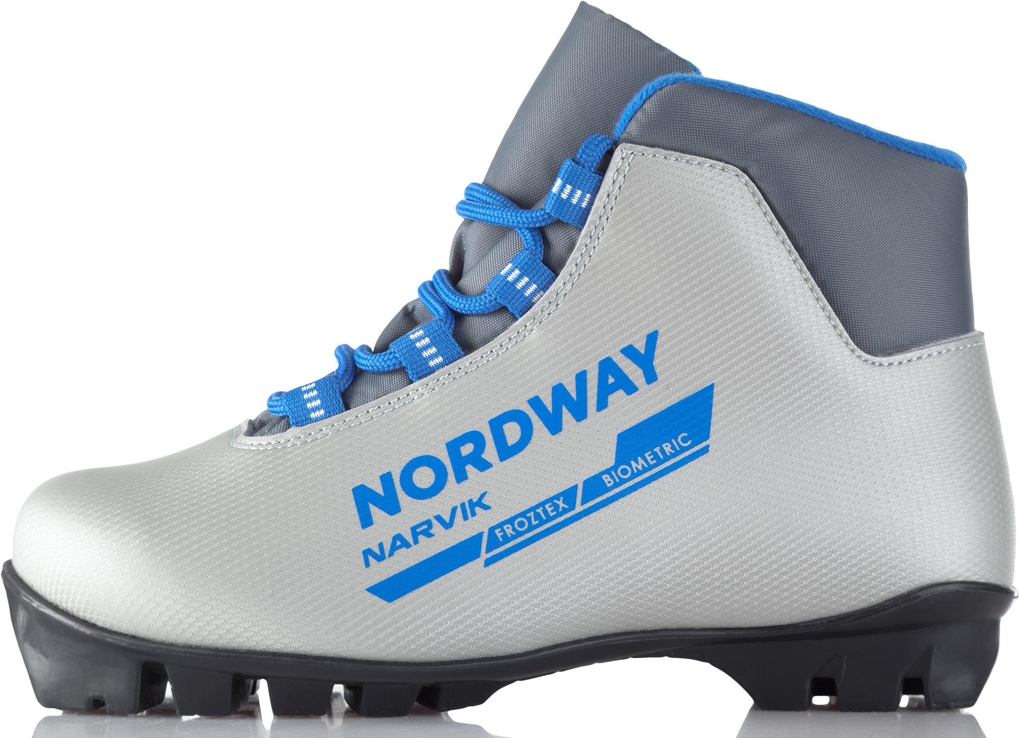 Nordway Ботинки для беговых лыж детские Narvik JR