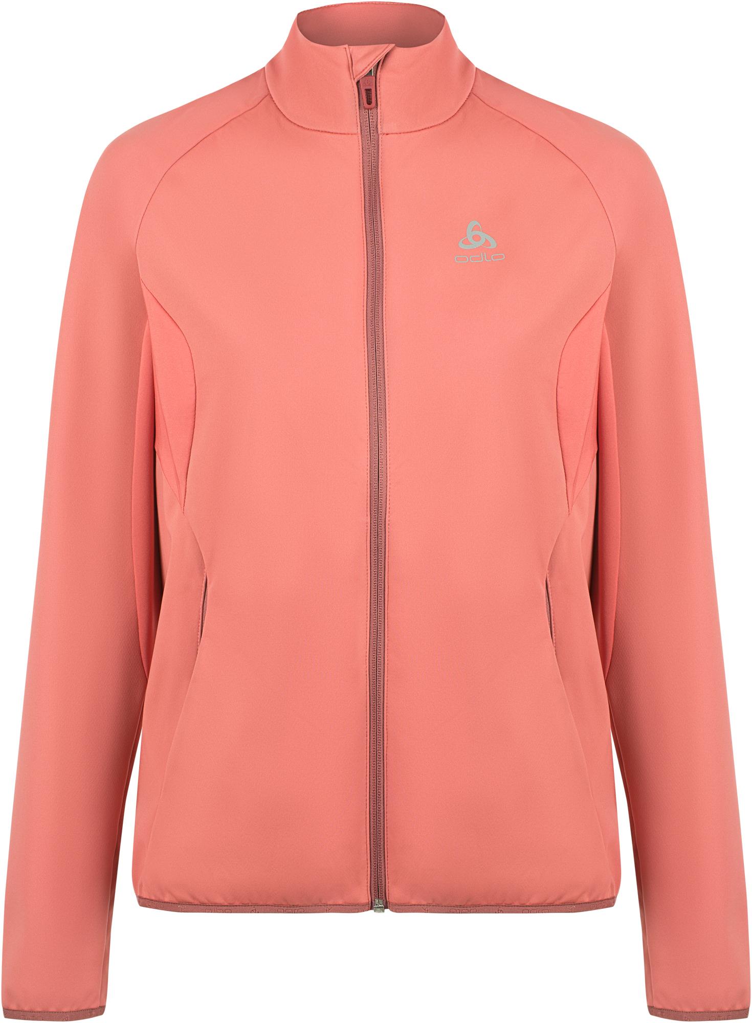 Odlo Куртка женская Odlo Aeolus Element, размер 46-48 odlo футболка женская odlo millennium размер 46 48