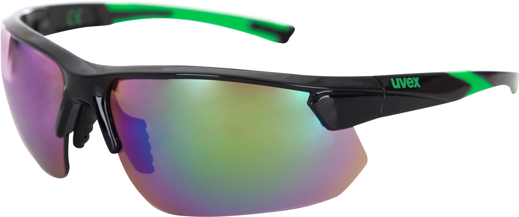 Uvex Солнцезащитные очки Uvex Sportstyle 221 массажер с лампой инфракрасного излучения nozomi mh 102