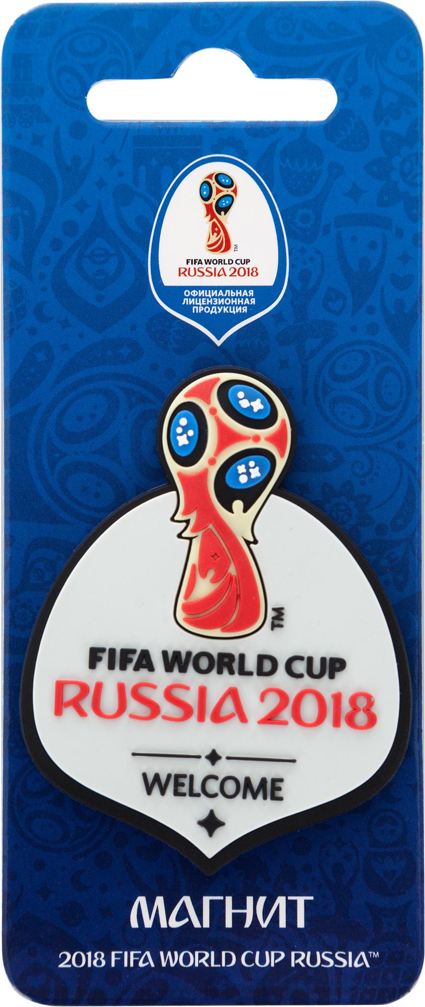 no brand Магнит 2018 FIFA World Cup Russia™ Кубок