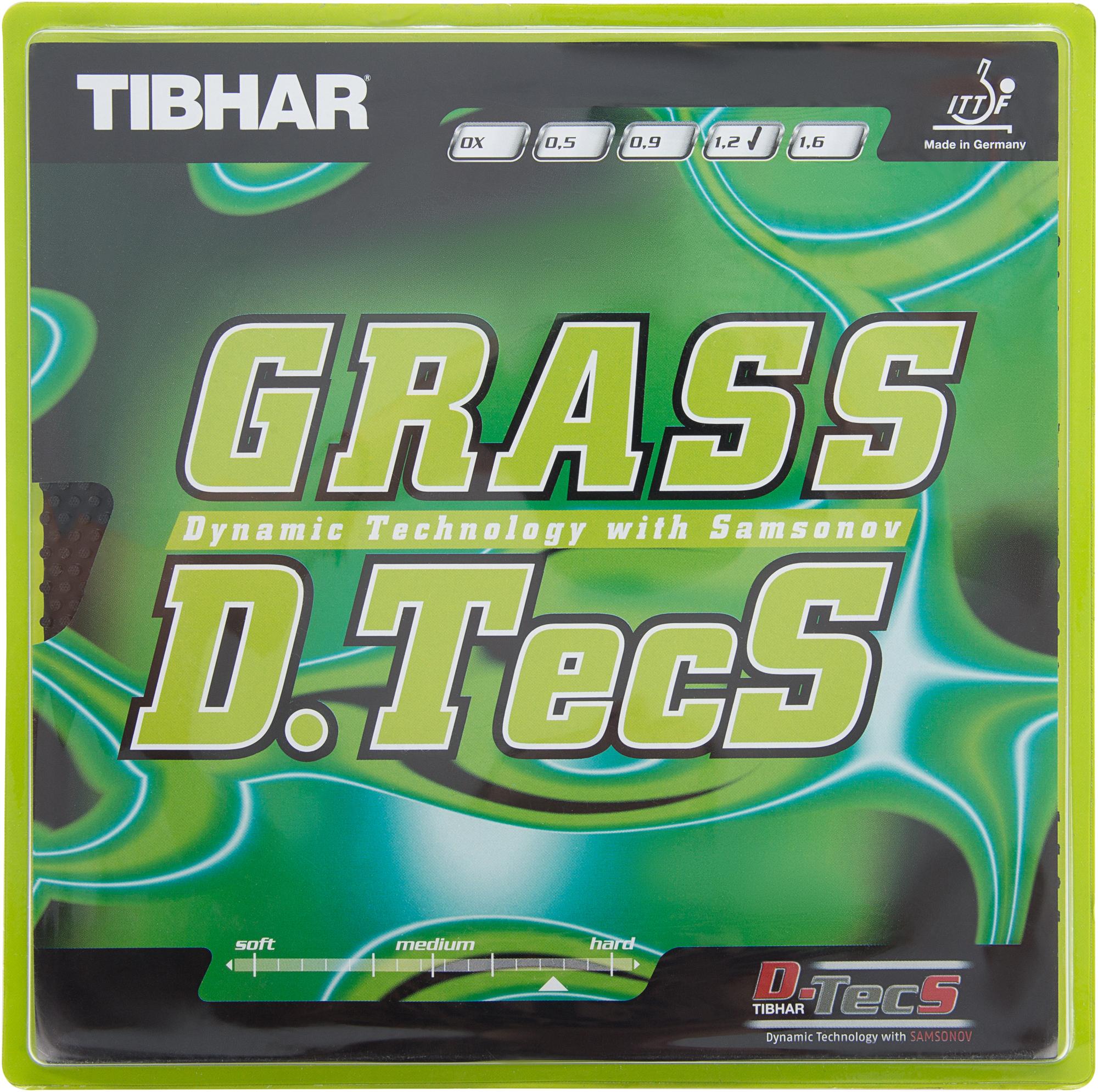Tibhar Накладка TIBHAR Grass D.TecS