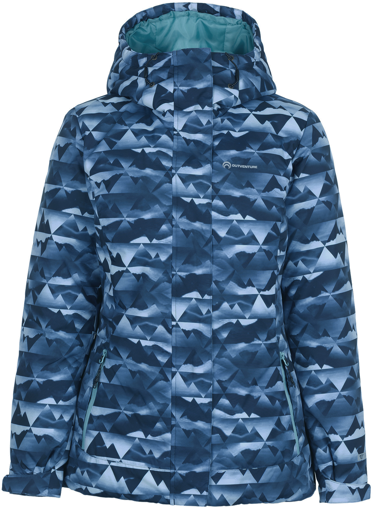 Outventure Куртка пуховая женская Outventure