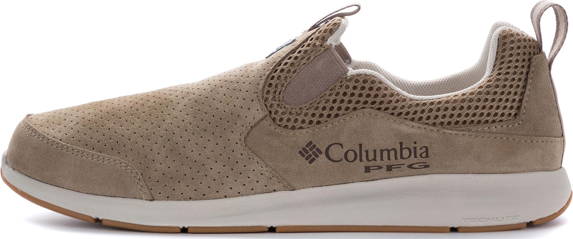 Columbia Полуботинки мужские Brownswood Slip, размер 46,5