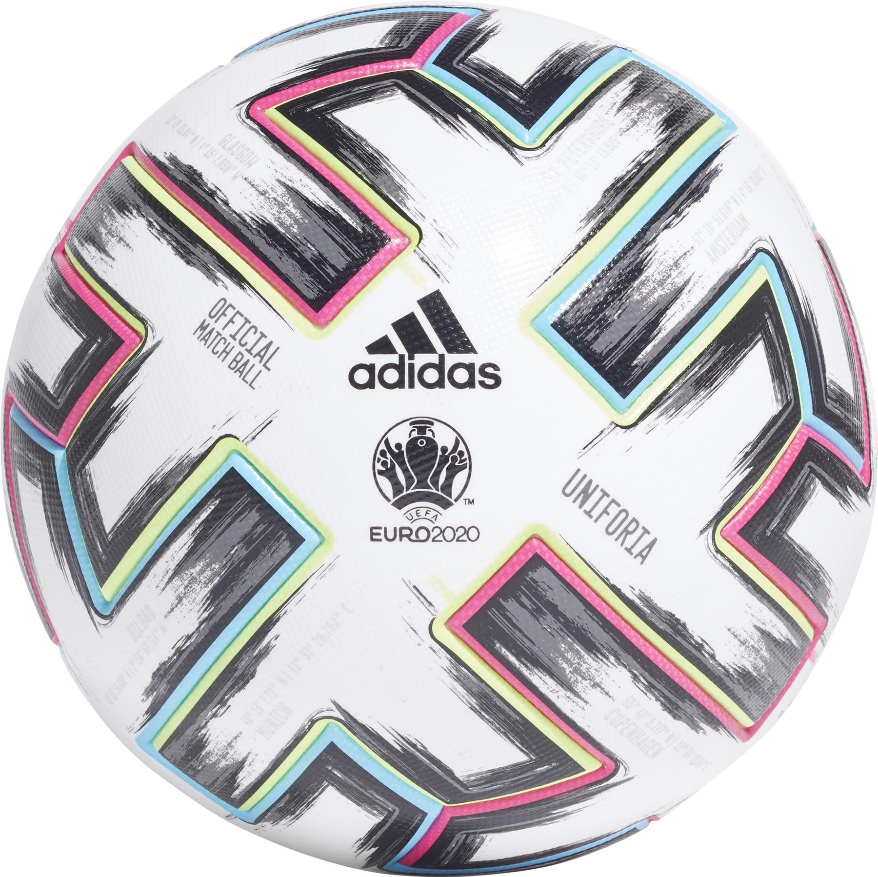 Adidas Официальный мяч ЕВРО-2020 Uniforia Pro