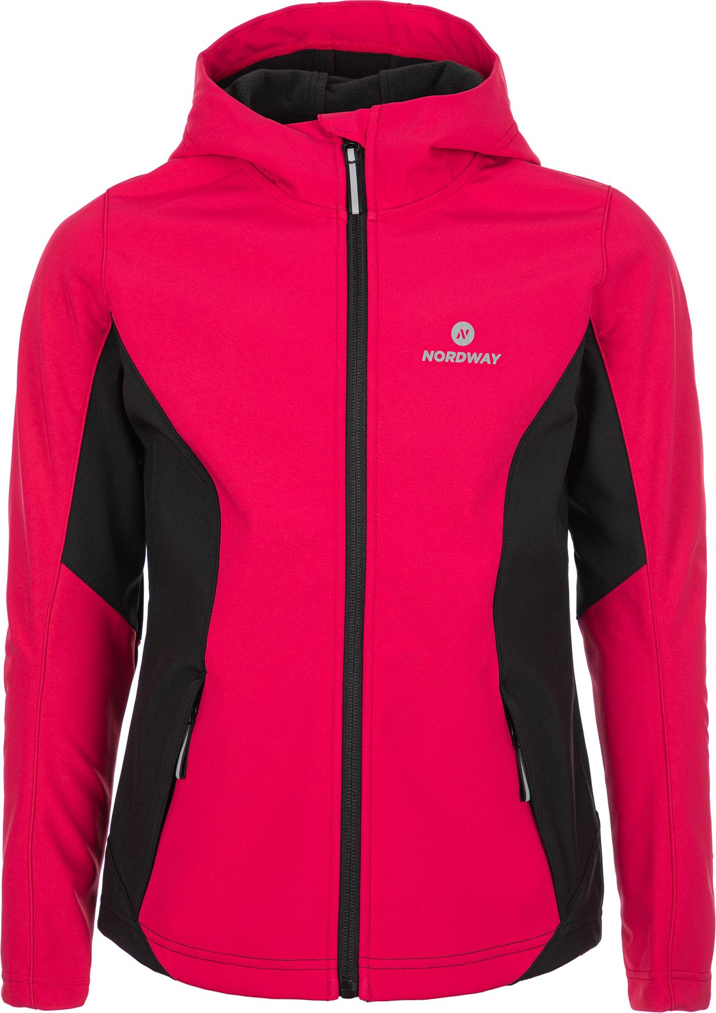 Nordway Куртка для девочек Nordway, размер 164 nordway клюшка хоккейная детская nordway размер r