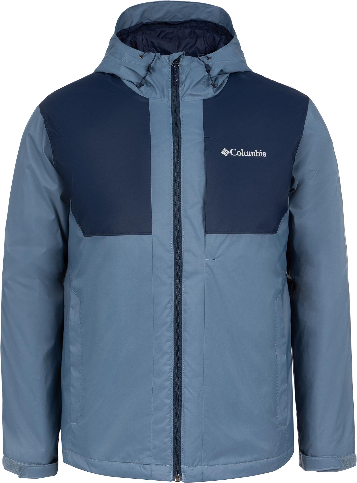 Columbia Куртка утепленная мужская Columbia Straight Line™, размер 50-52 columbia куртка утепленная мужская columbia eagles call