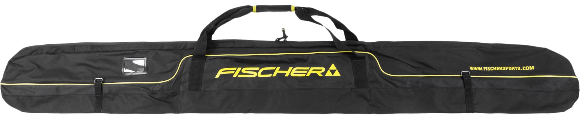 Fischer Чехол для беговых лыж Fischer лыжные ботинки fischer xc control 42