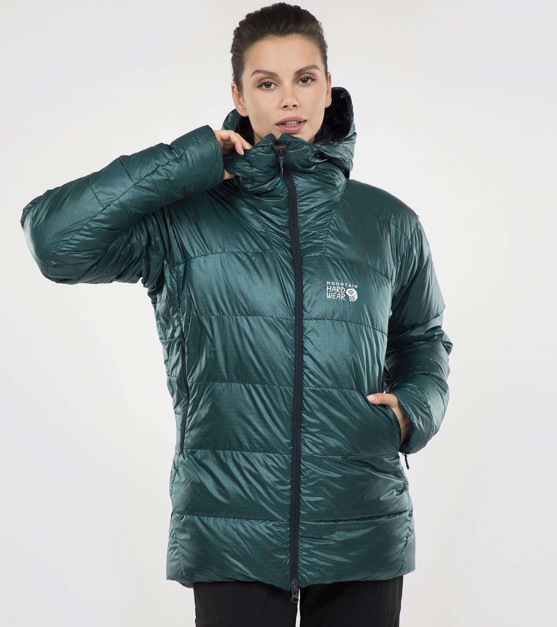 Mountain Hardwear Куртка пуховая женская Mountain Hardwear Phantom™, размер 50 цена