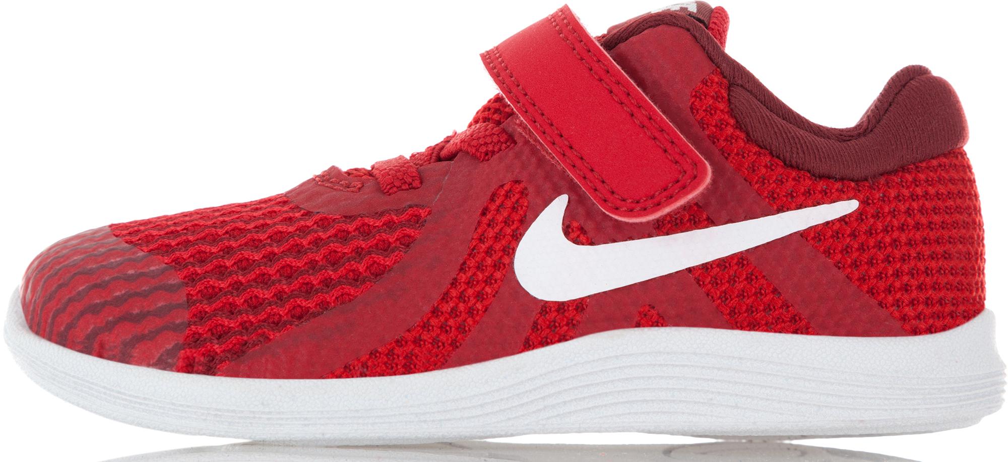 Nike Кроссовки для девочек Nike Revolution 4 nike pico 4 кроссовки для девочек
