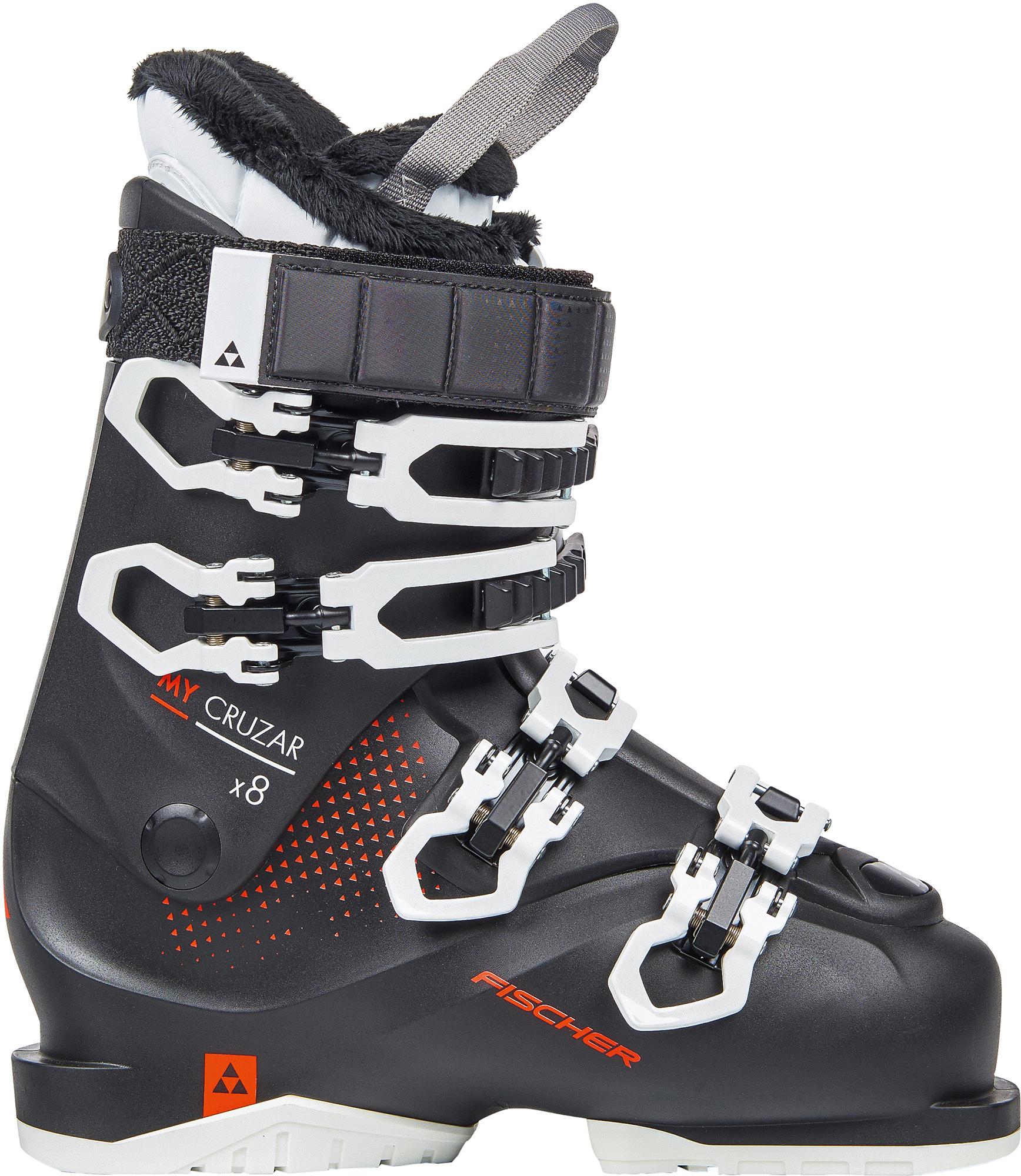 Fischer Ботинки горнолыжные женские MY CRUZAR X 8.0, размер 27,5 см