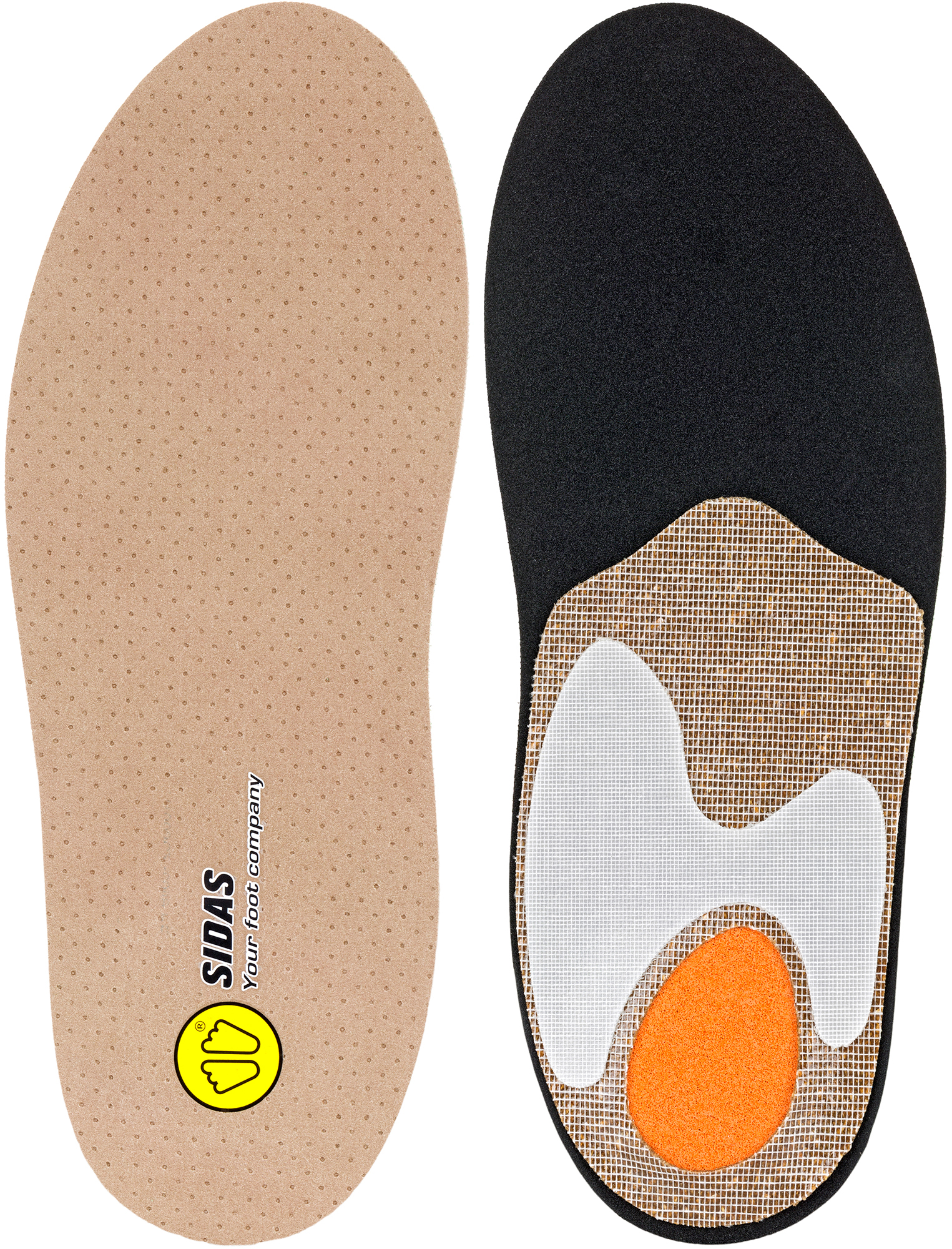 Sidas Стельки Sidas Custom outdoor стельки формируемые sidas custom ski prem xl