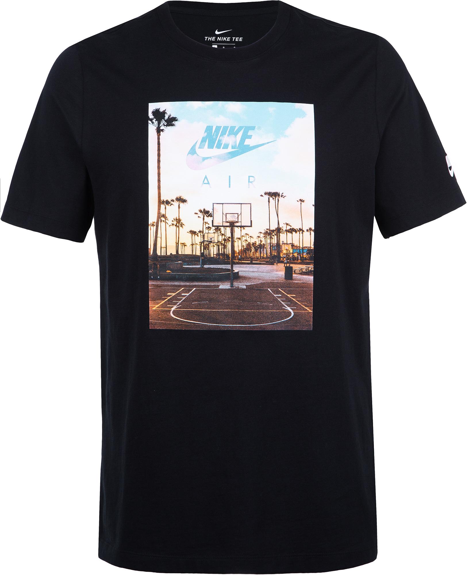 Nike Футболка мужская Nike, размер 50-52