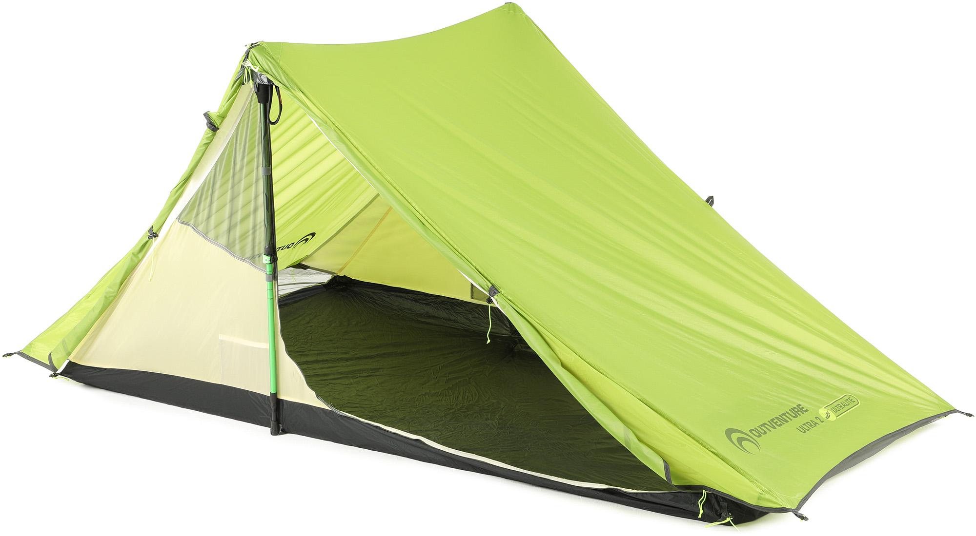 Фото - Outventure Палатка 2-местная Outventure Ultra 2 палатка arten space
