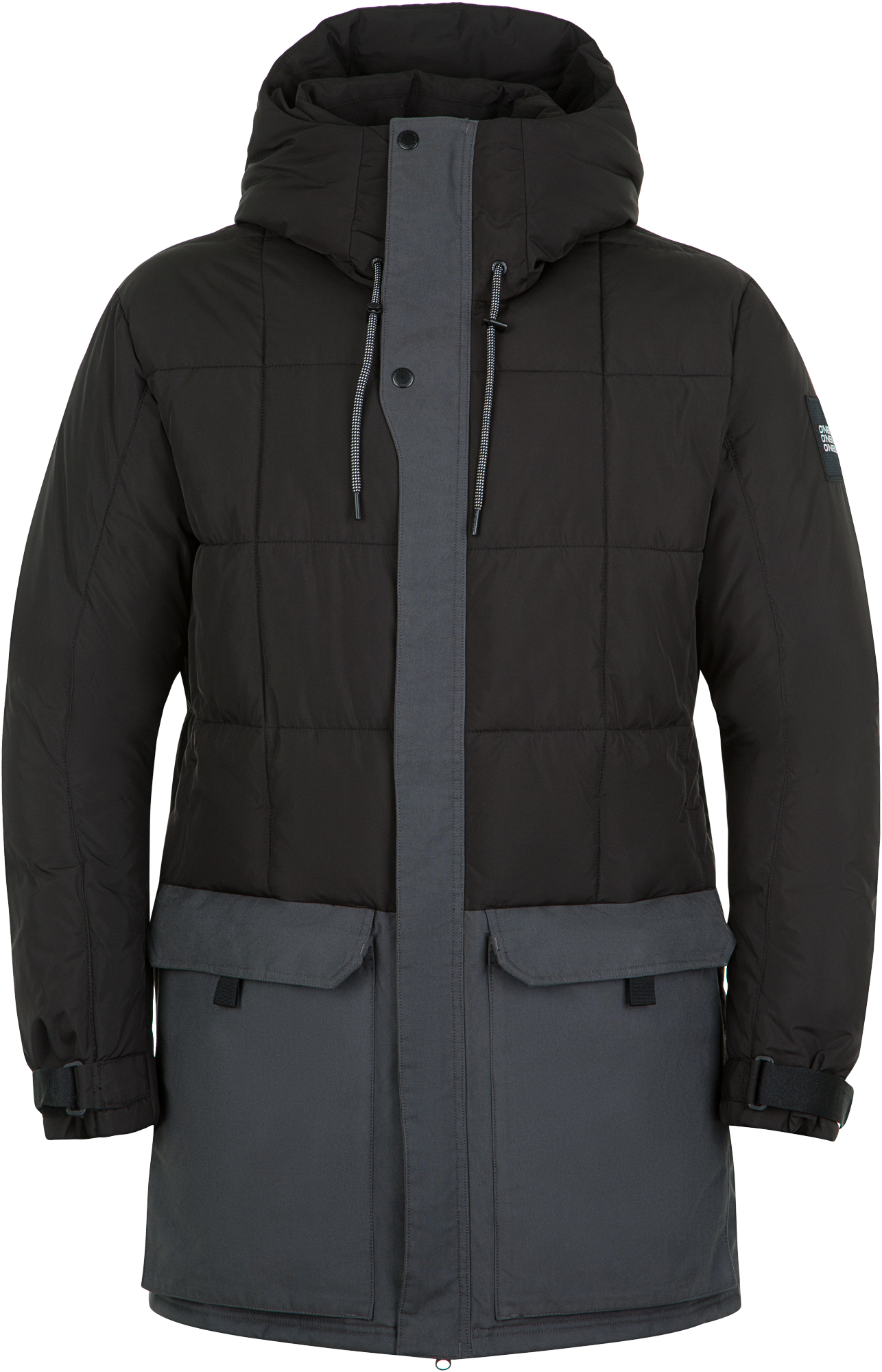 O'Neill Куртка утепленная мужская O'Neill Pm Xplr Parka, размер 46-48 o neill куртка утепленная женская o neill pw hybrid cluster iii размер 48 50