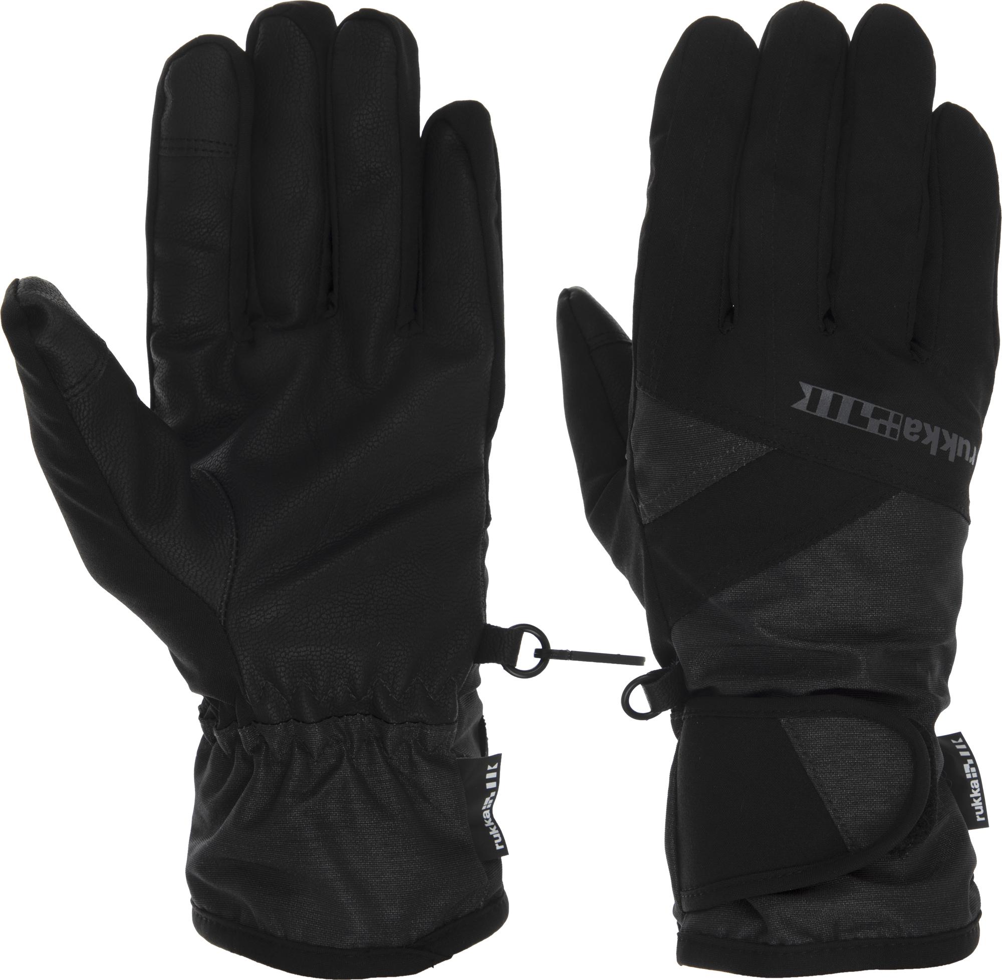 Фото - Rukka Перчатки мужские Rukka, размер 10-10,5 брюки мужские rukka цвет черный 373364253rv 990 размер xxl 56